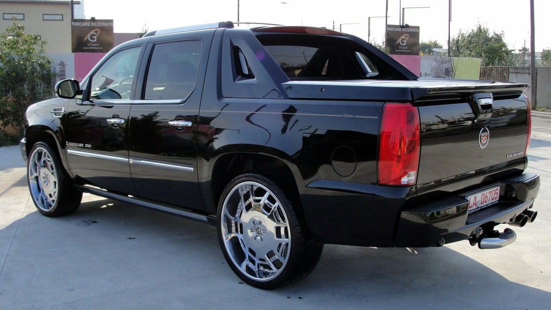 2013 Cadillac Escalade For Sale >> 2008 CADILLAC ESCALADE EXT - Image #6
