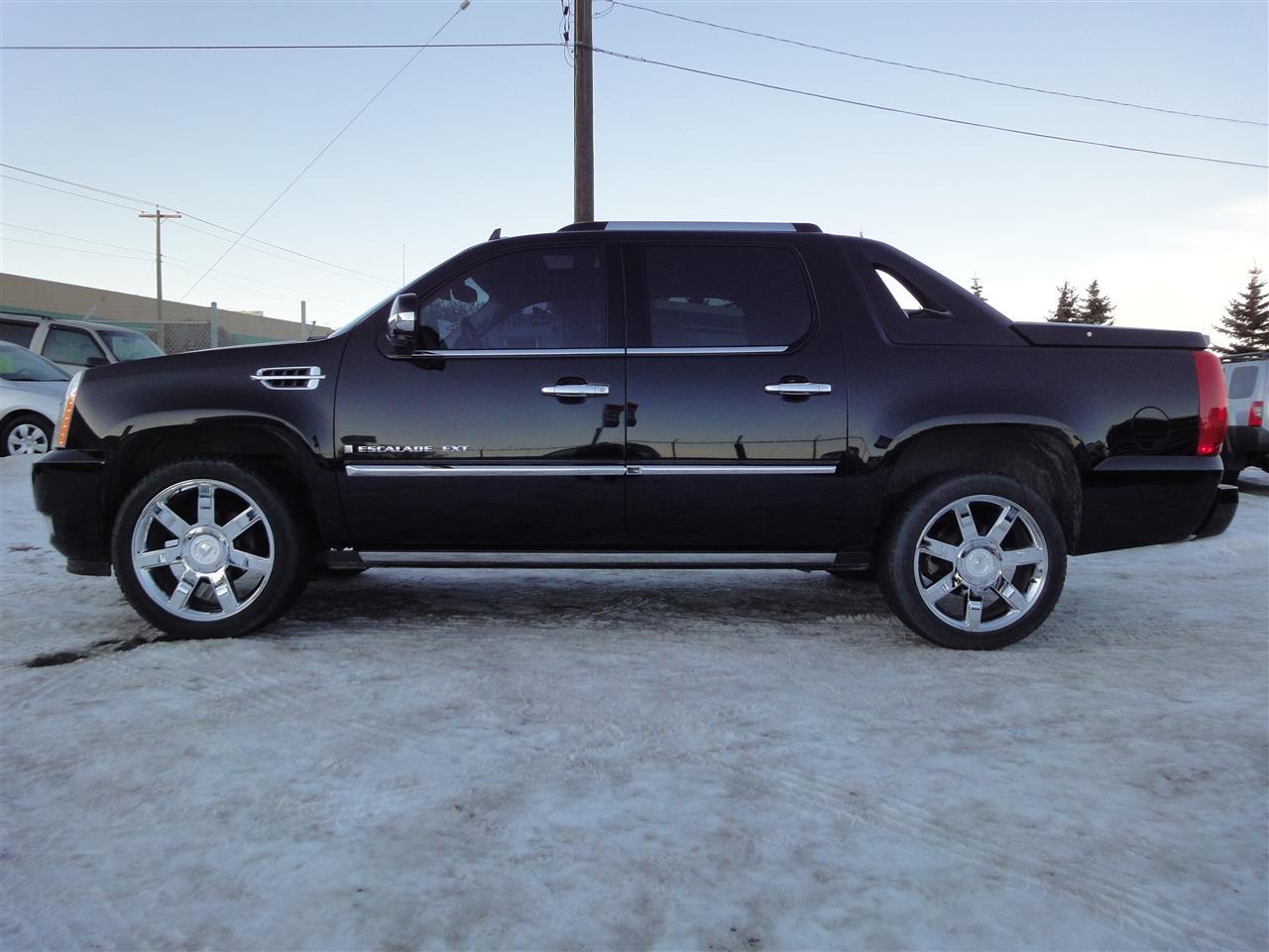 2008 Cadillac Escalade Ext Information And Photos Zombiedrive Wiring Diagrams 15