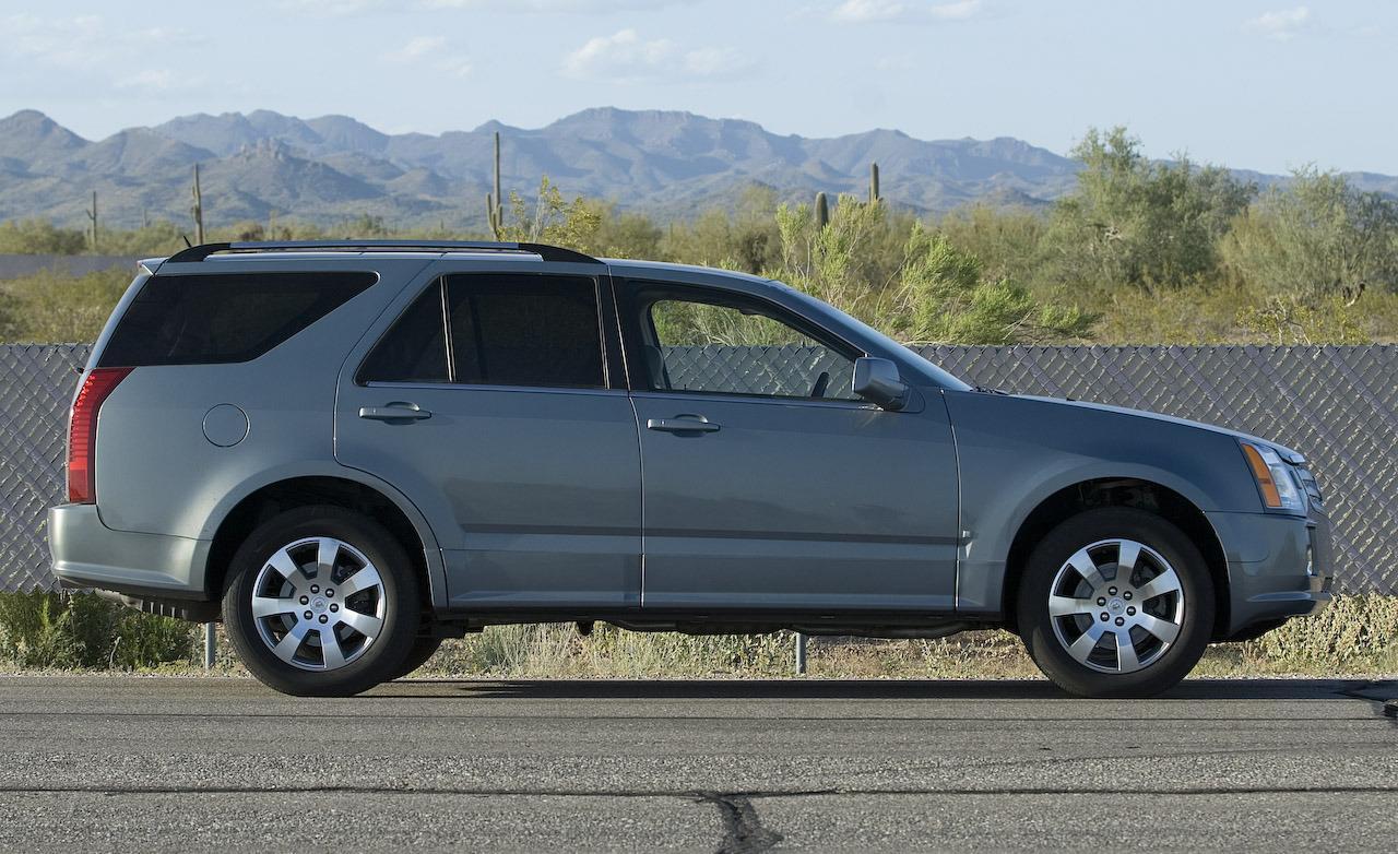 2008 Cadillac Srx Image 12