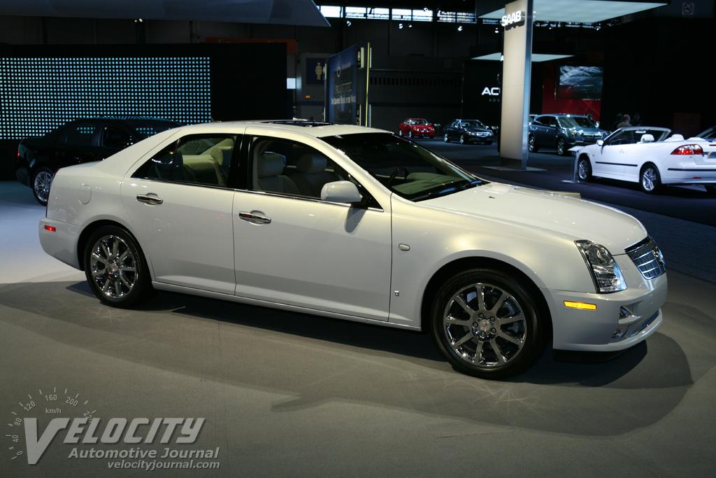 2008 Cadillac Sts Image 10