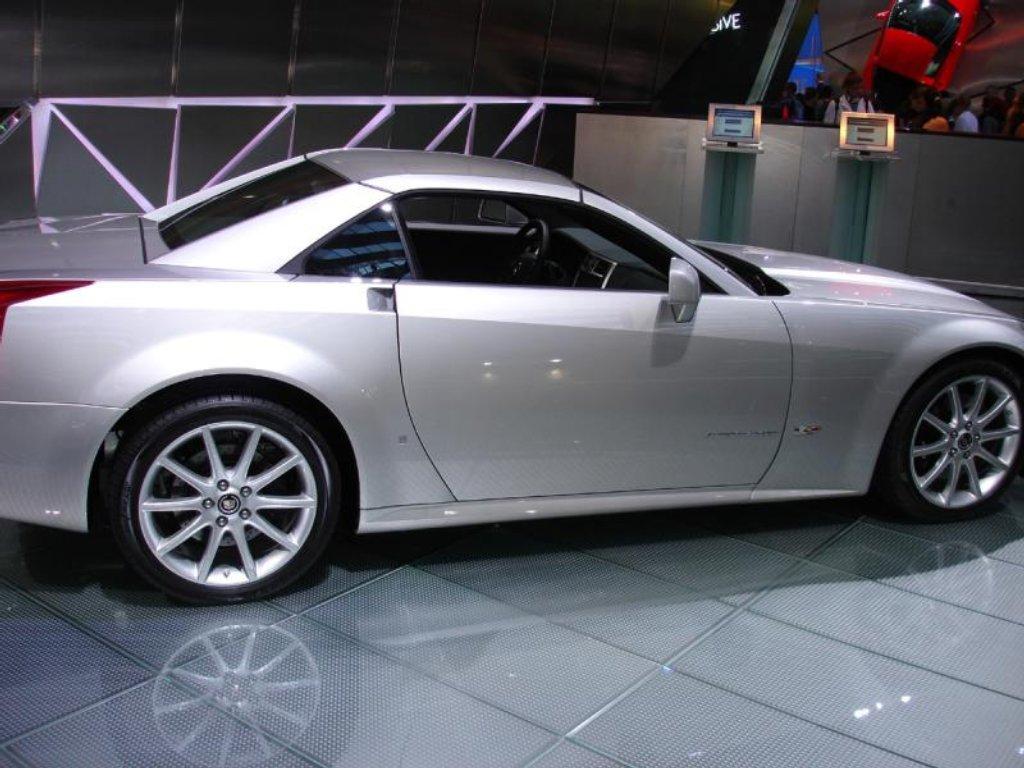 2008 Cadillac XLR #14 Cadillac XLR #14