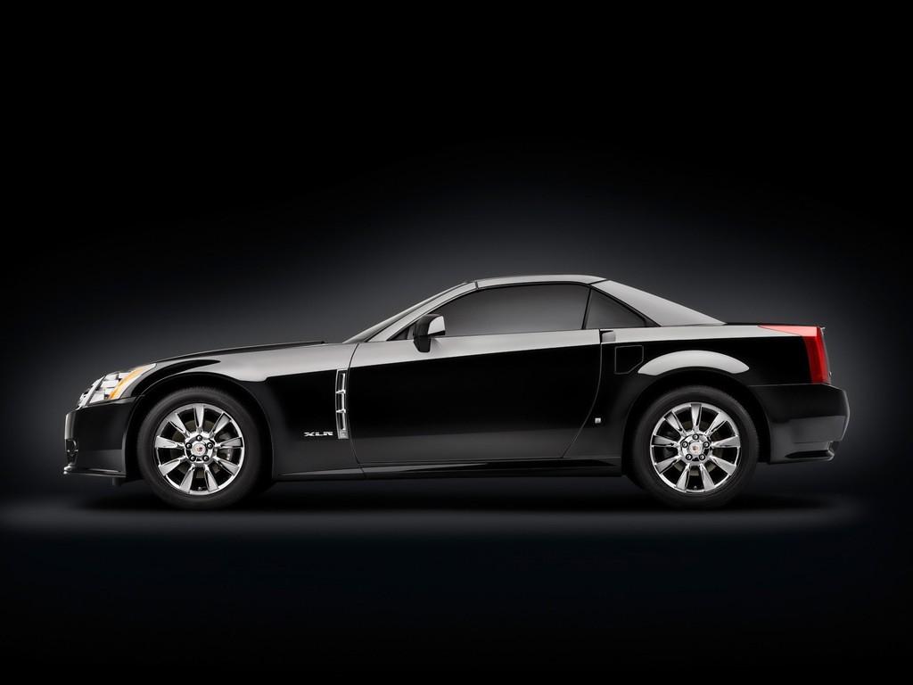2008 Cadillac XLR #16 Cadillac XLR #16