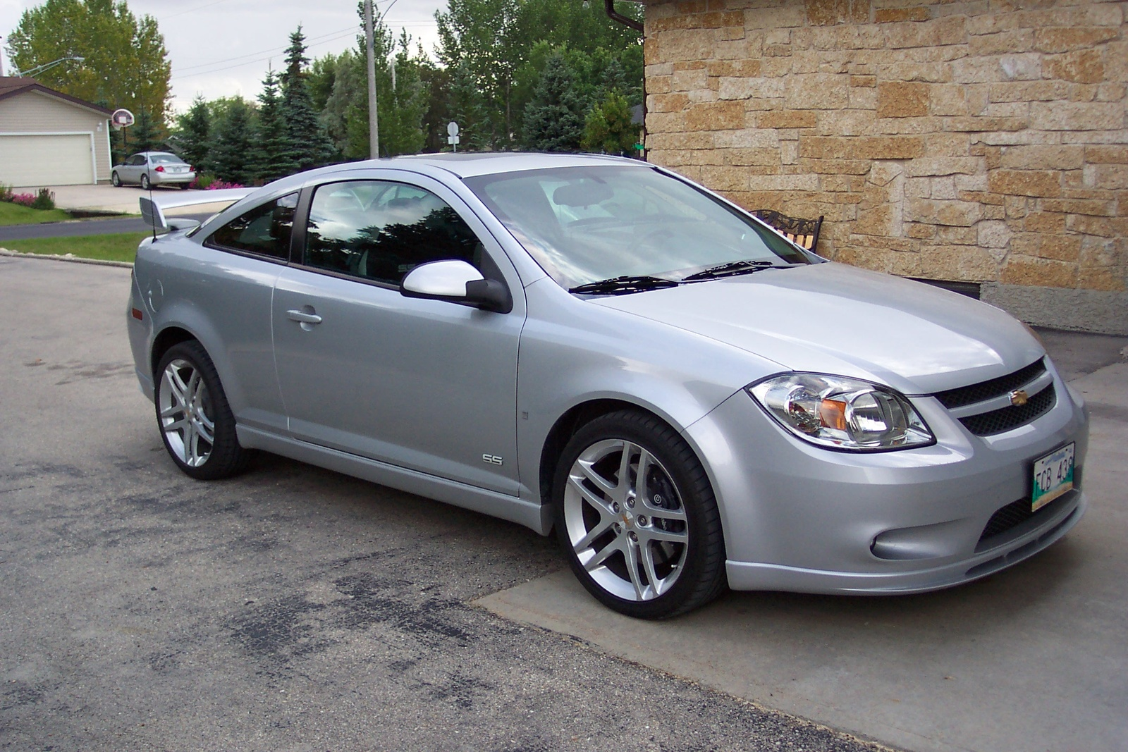 2008 chevrolet cobalt information and photos zombiedrive. Black Bedroom Furniture Sets. Home Design Ideas