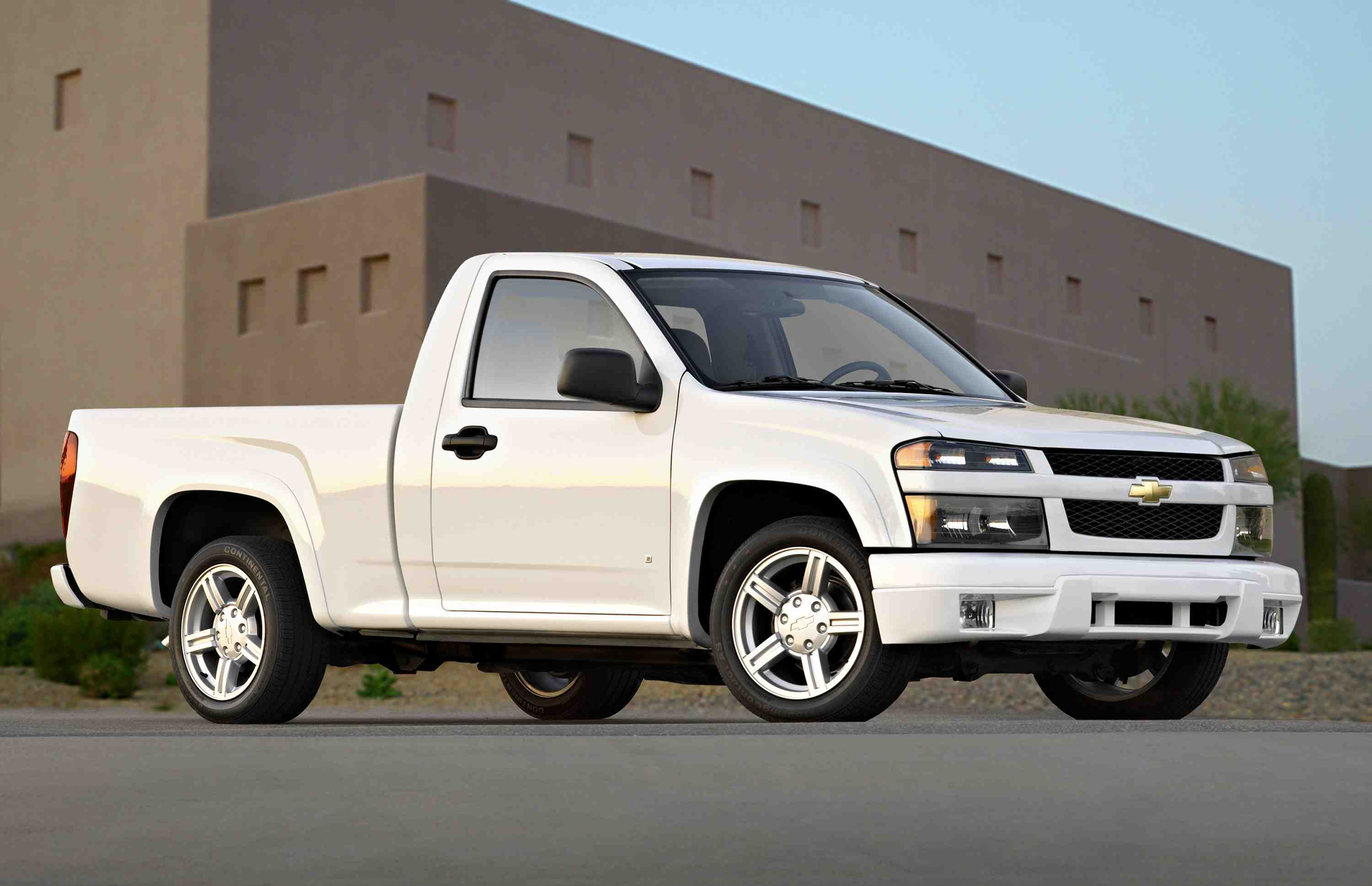 Chevrolet Colorado #2