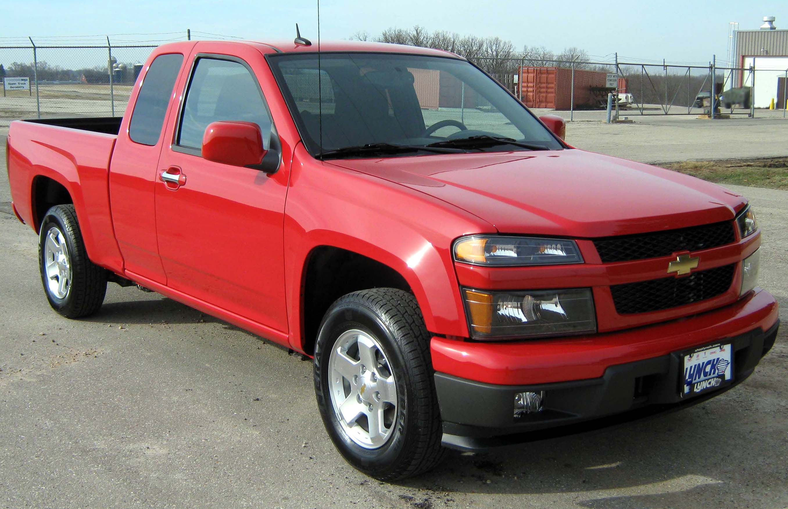 Chevrolet Colorado #4