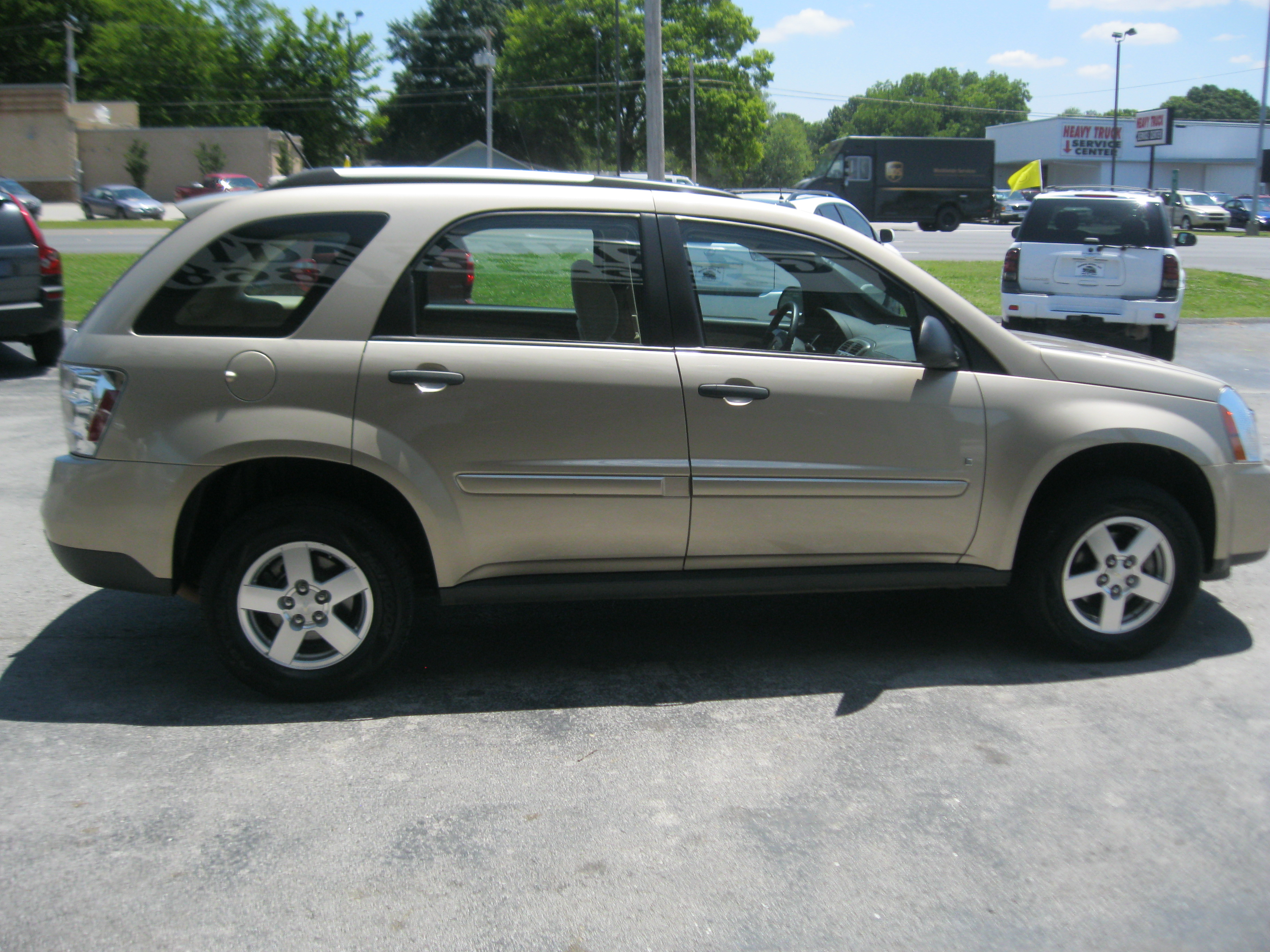 chevrolet 2008 chevrolet equinox 2008 chevrolet equinox image 18. Cars Review. Best American Auto & Cars Review