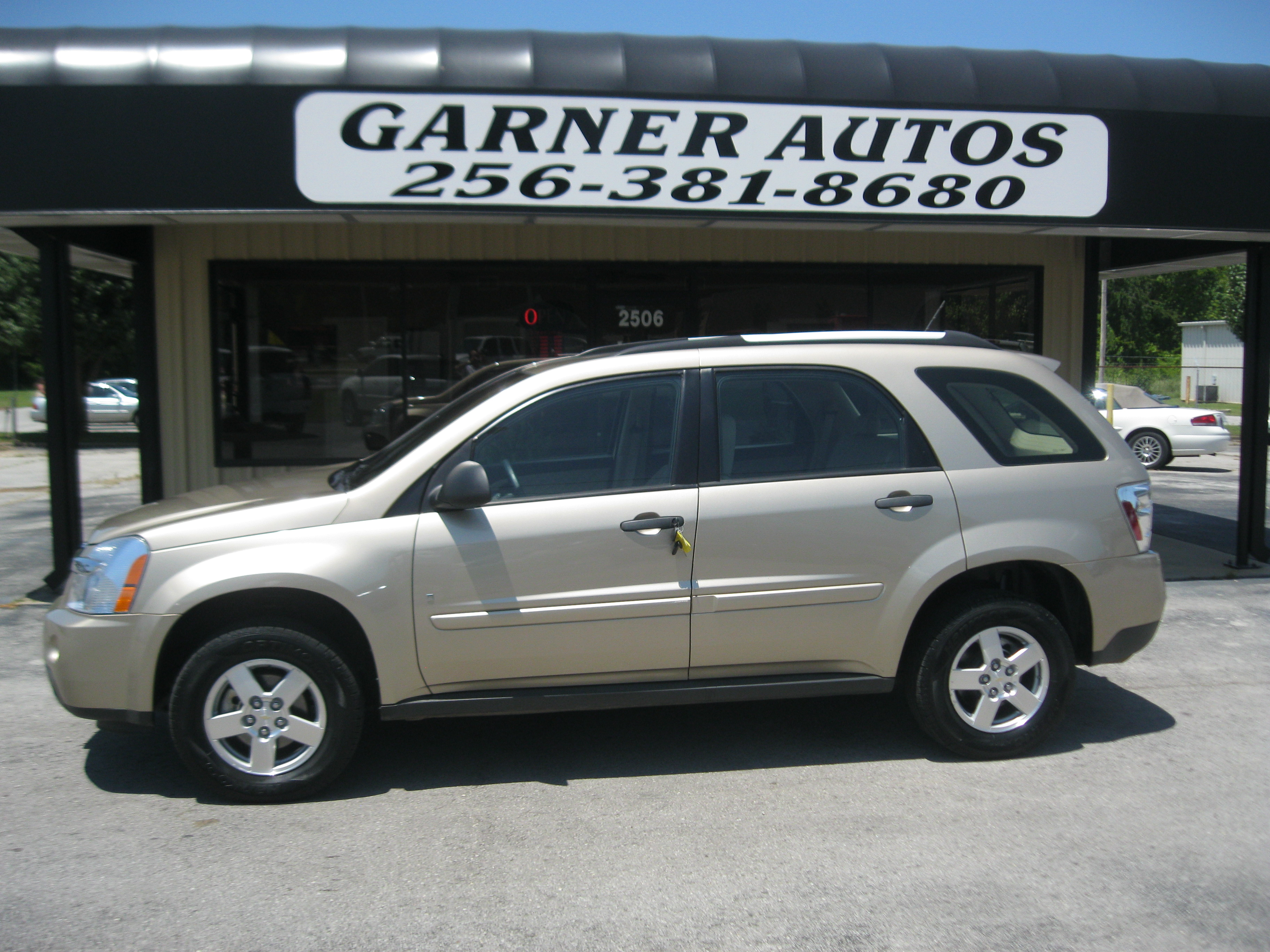chevrolet 2008 chevrolet equinox 2008 chevrolet equinox image 10. Cars Review. Best American Auto & Cars Review