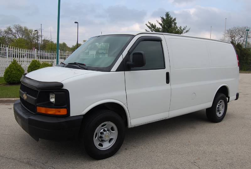 2008 chevrolet express cargo information and photos. Black Bedroom Furniture Sets. Home Design Ideas