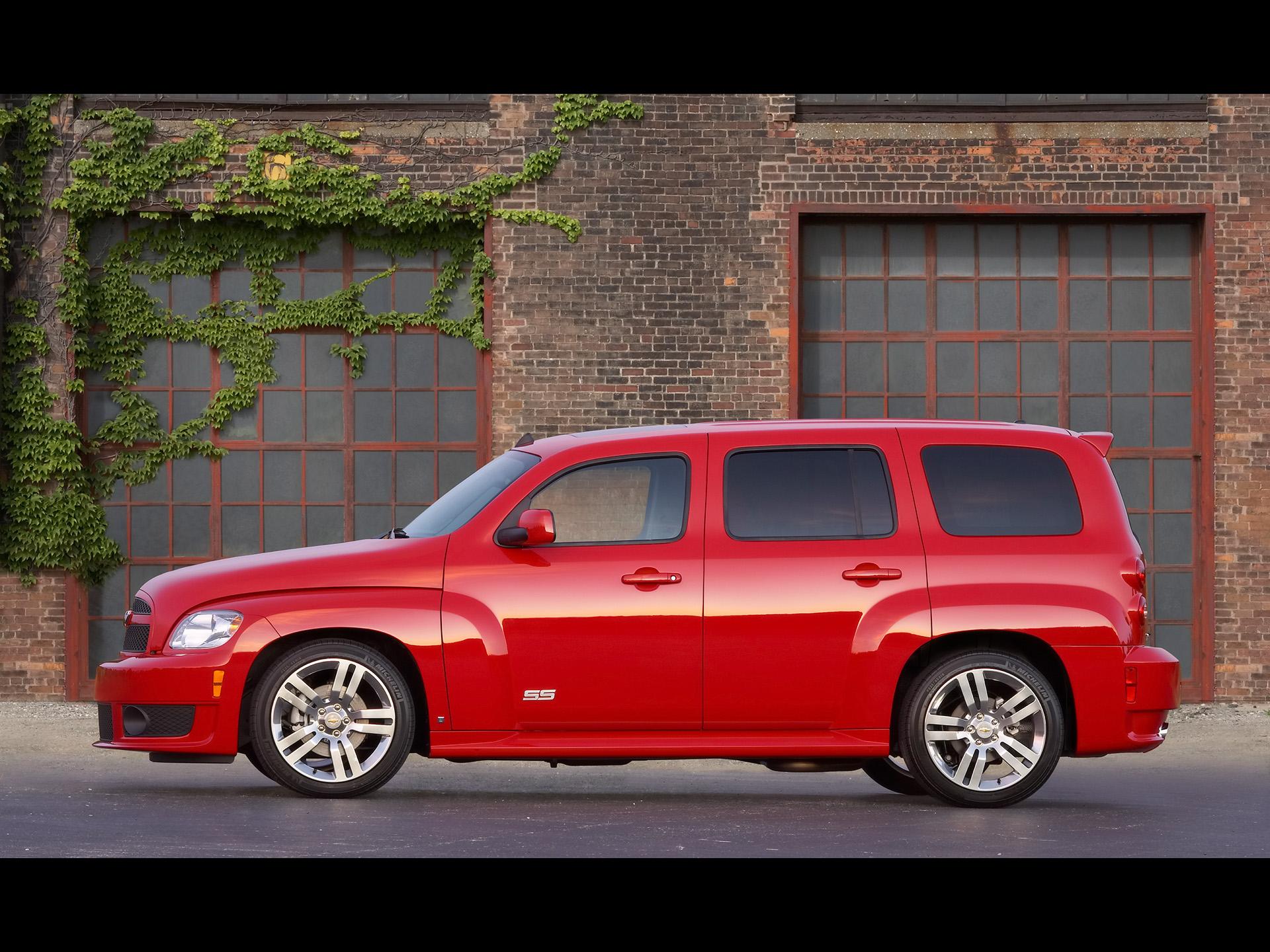 2008 Chevrolet HHR #20 Chevrolet HHR #20