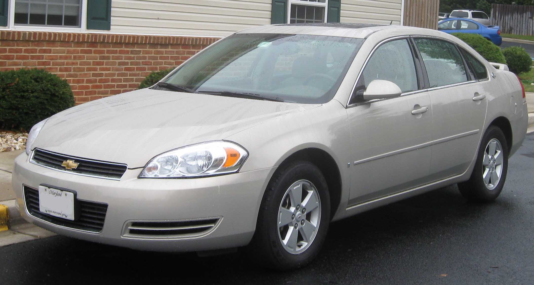 2008 Chevy Impala Silver Www Imgkid Com The Image Kid