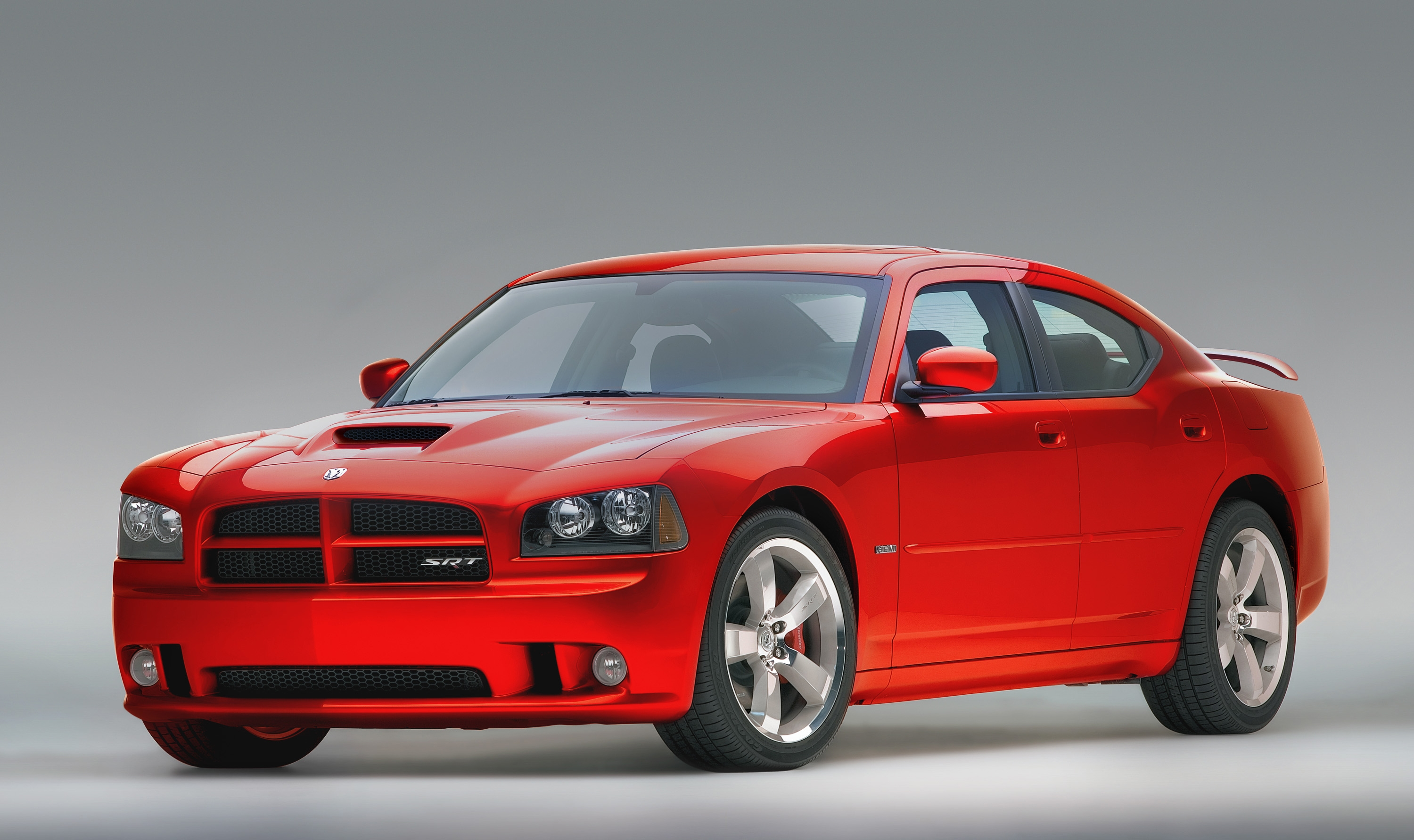 Red Dodge Charger >> 2008 DODGE CHARGER - Image #13
