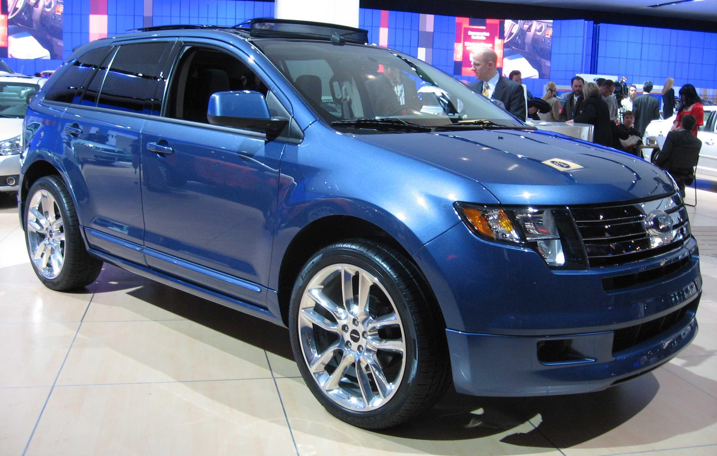 2008 Ford Edge #15 Ford Edge #15