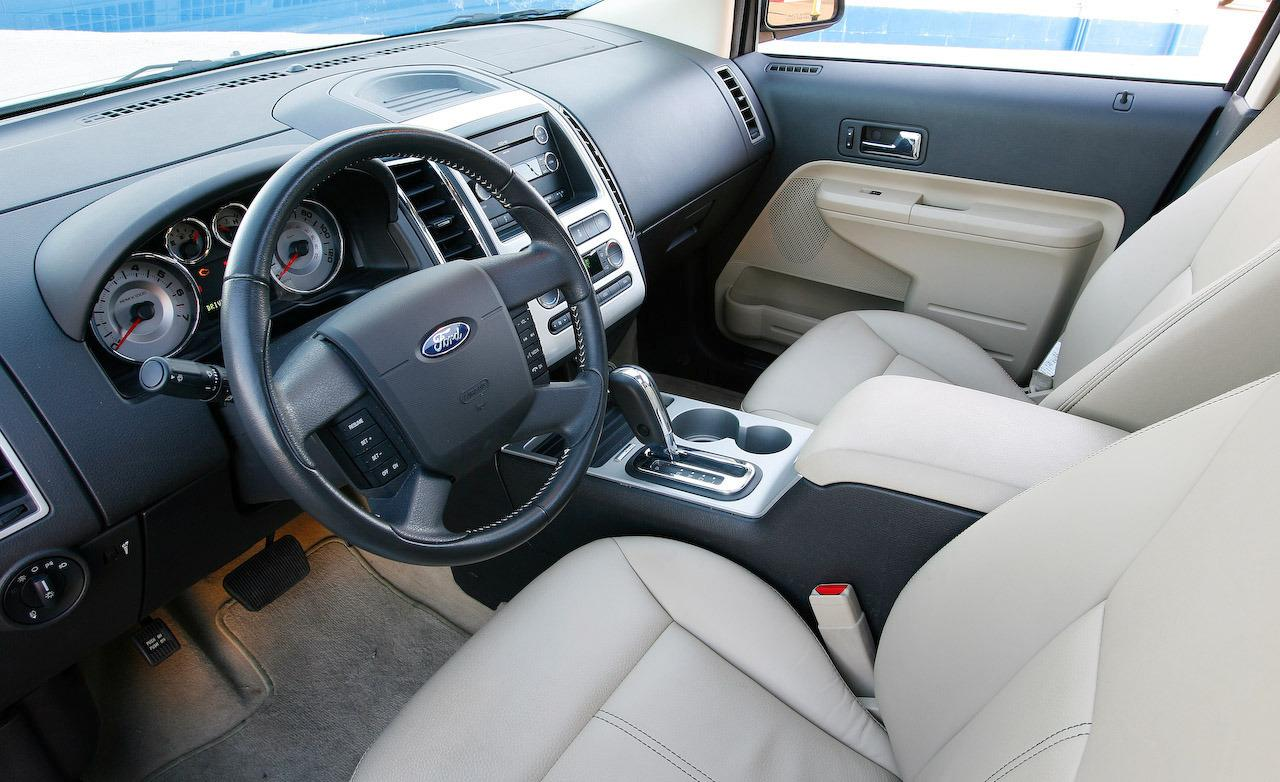 Ford Edge Interior Dimensions 2017 2018 2019 Ford Price Release Date Reviews