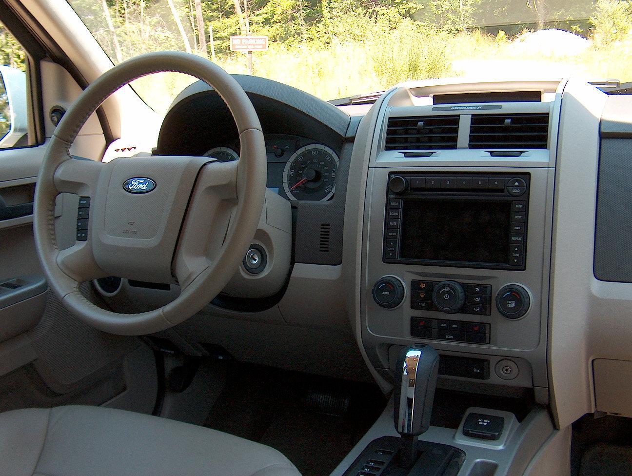 2008 Ford Escape Image 10