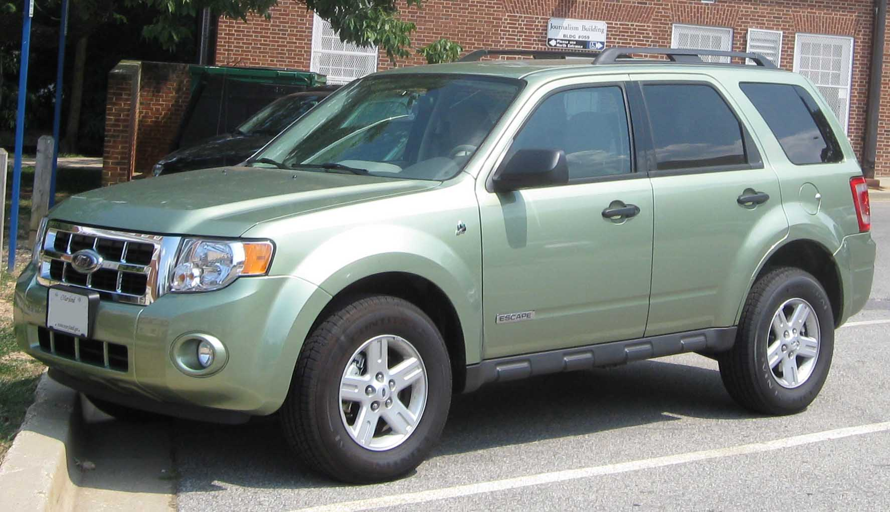Ford Escape Hybrid #3