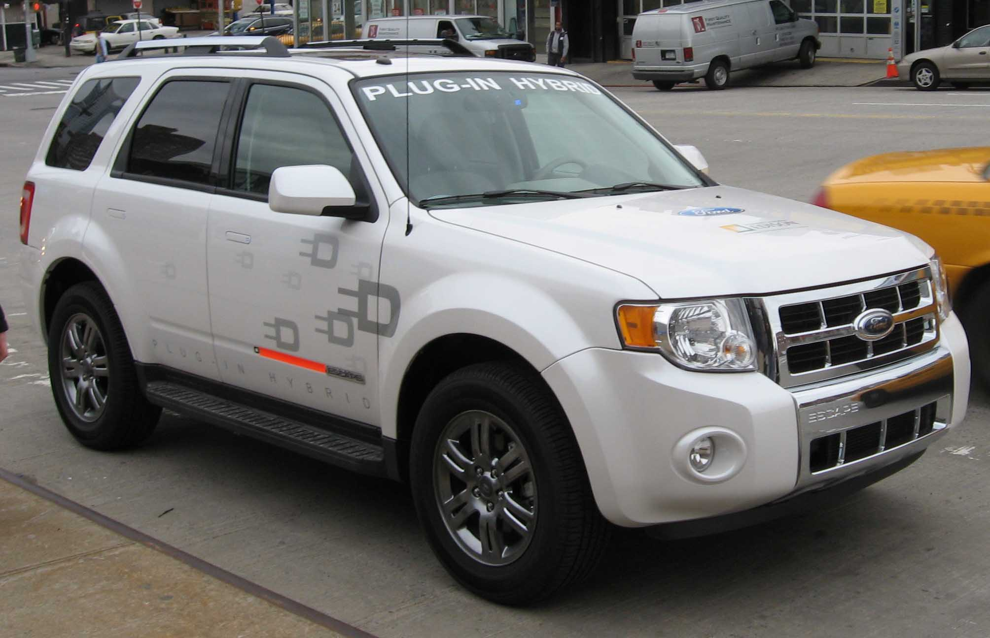 Ford Escape Hybrid #9