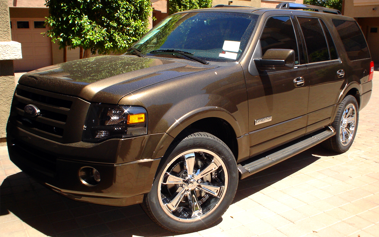 Ford Expedition EL #1