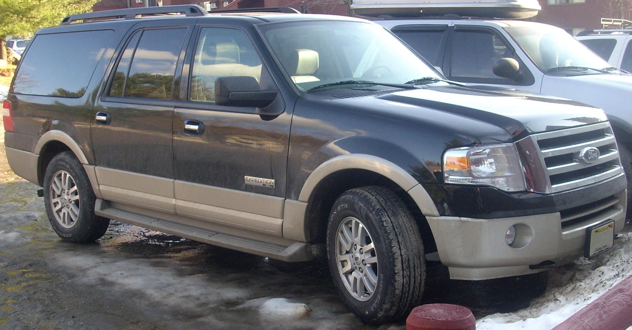 Ford Expedition EL #5
