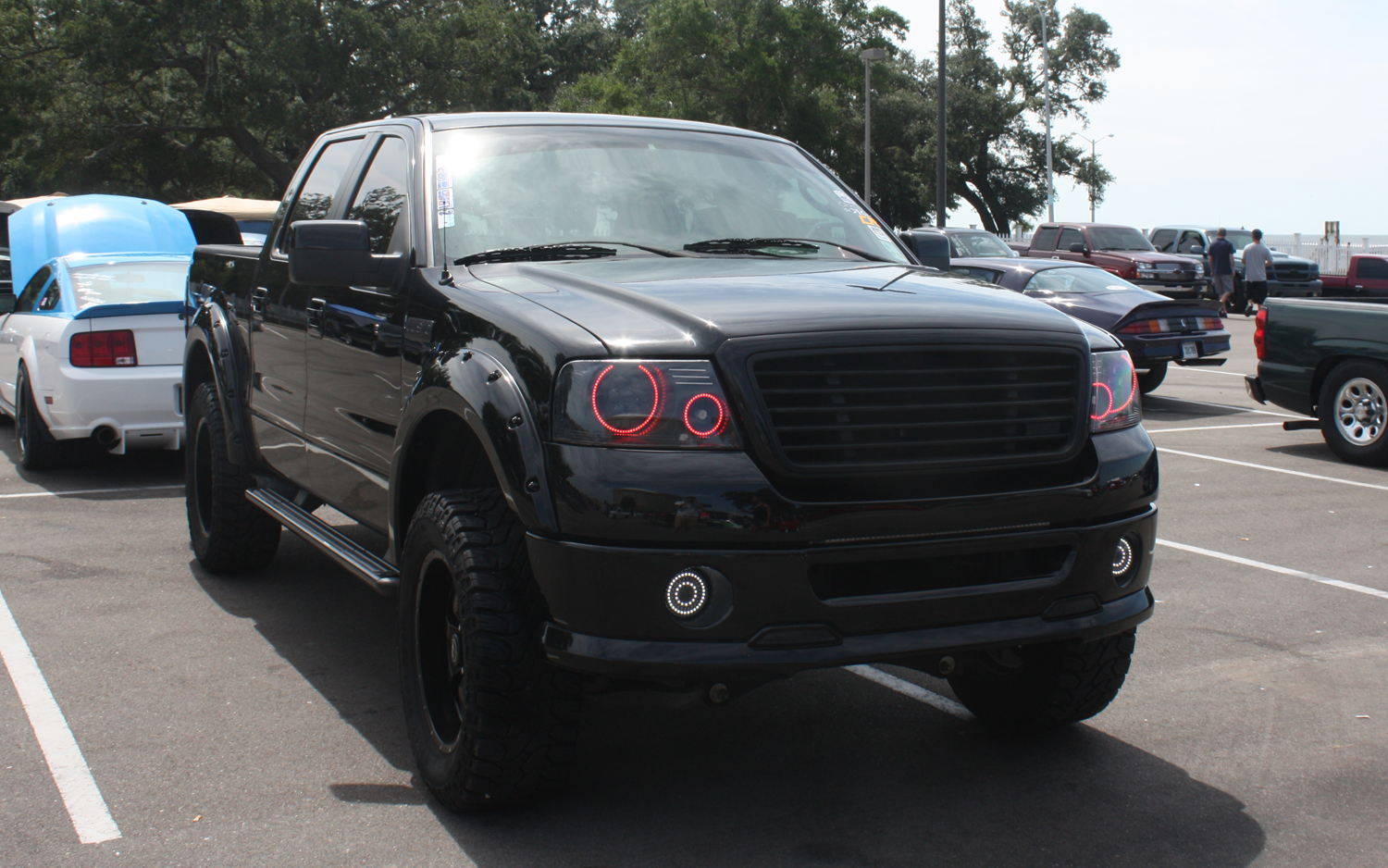 Ford F150 Fx2 Sport ford 2008 ford f 150 2008 ford f 150 image 16