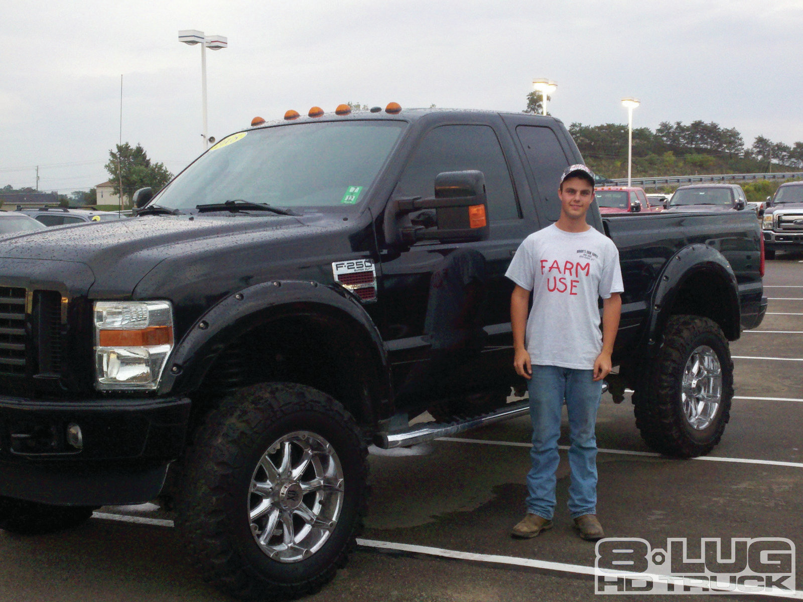 2008 ford f 250 super duty image 7