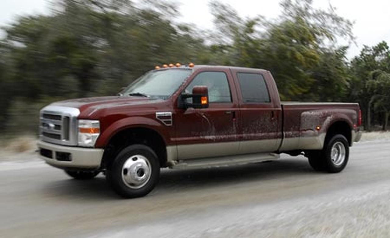 Ford F-350 Super Duty (2008) - pictures, information & specs