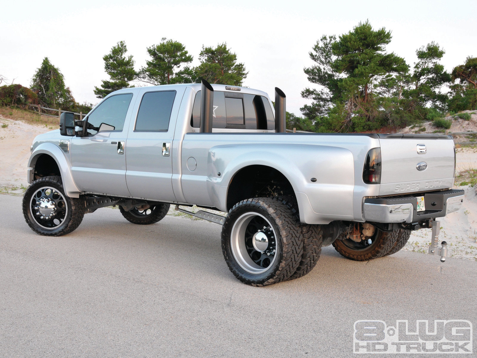 2008 Ford F 450 Super Duty Information And Photos Zombiedrive 5