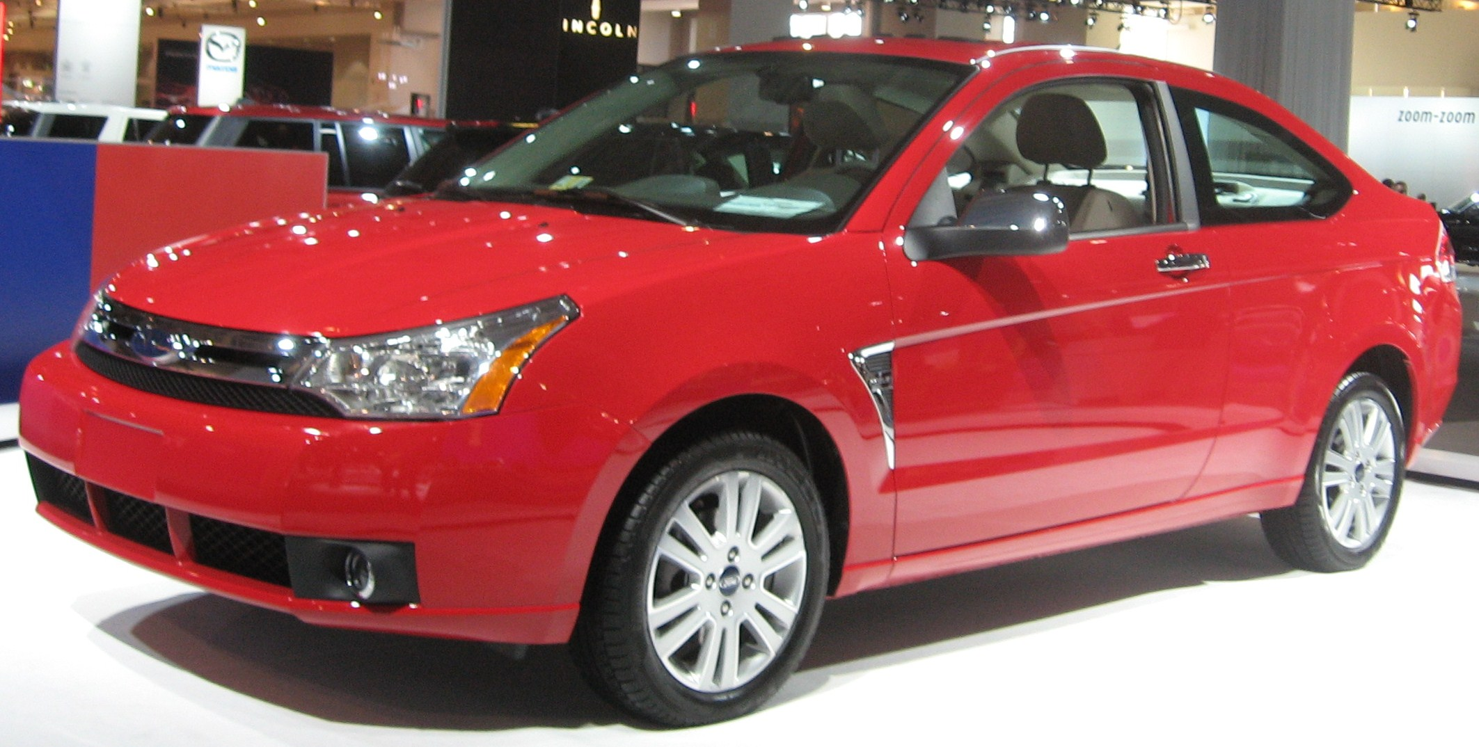 2008 ford focus image 14