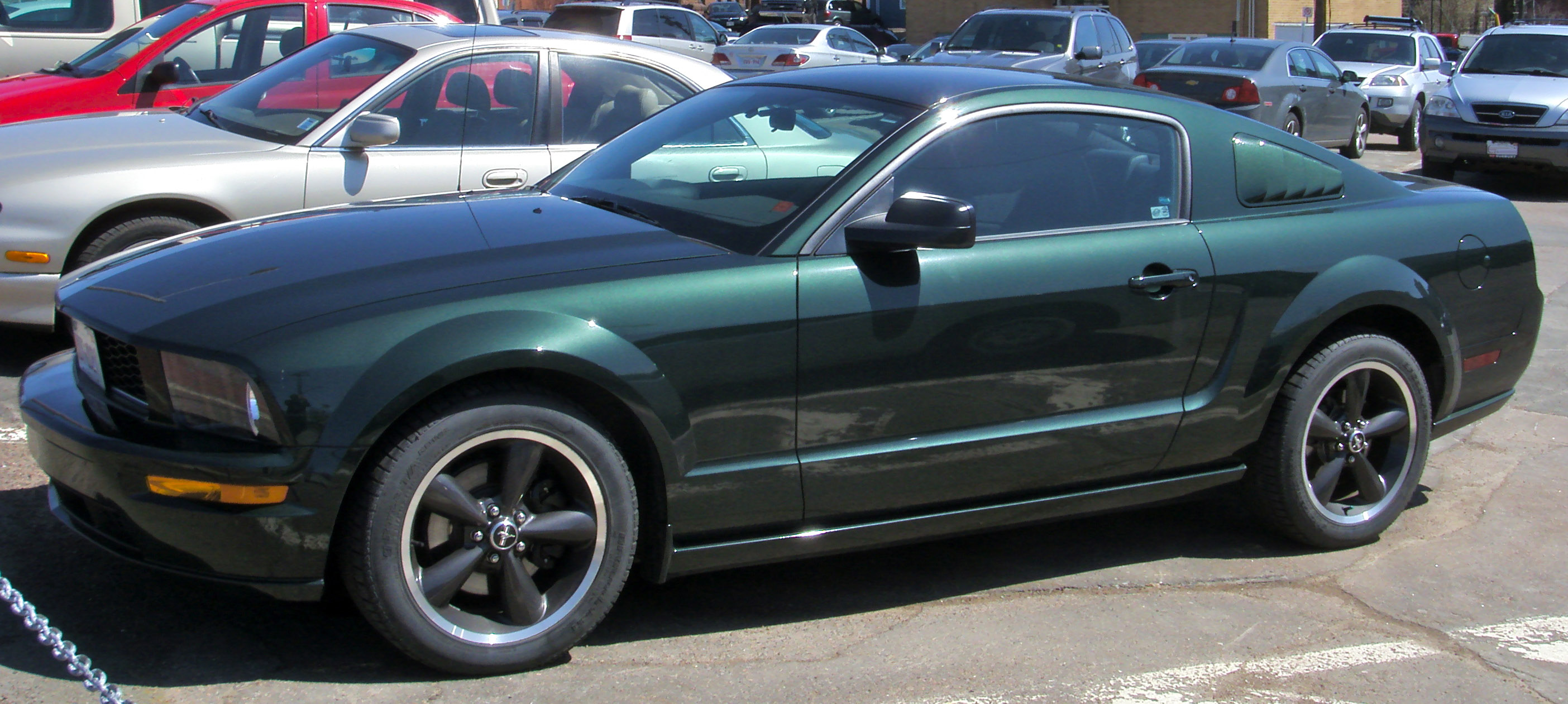 Ford Mustang #7