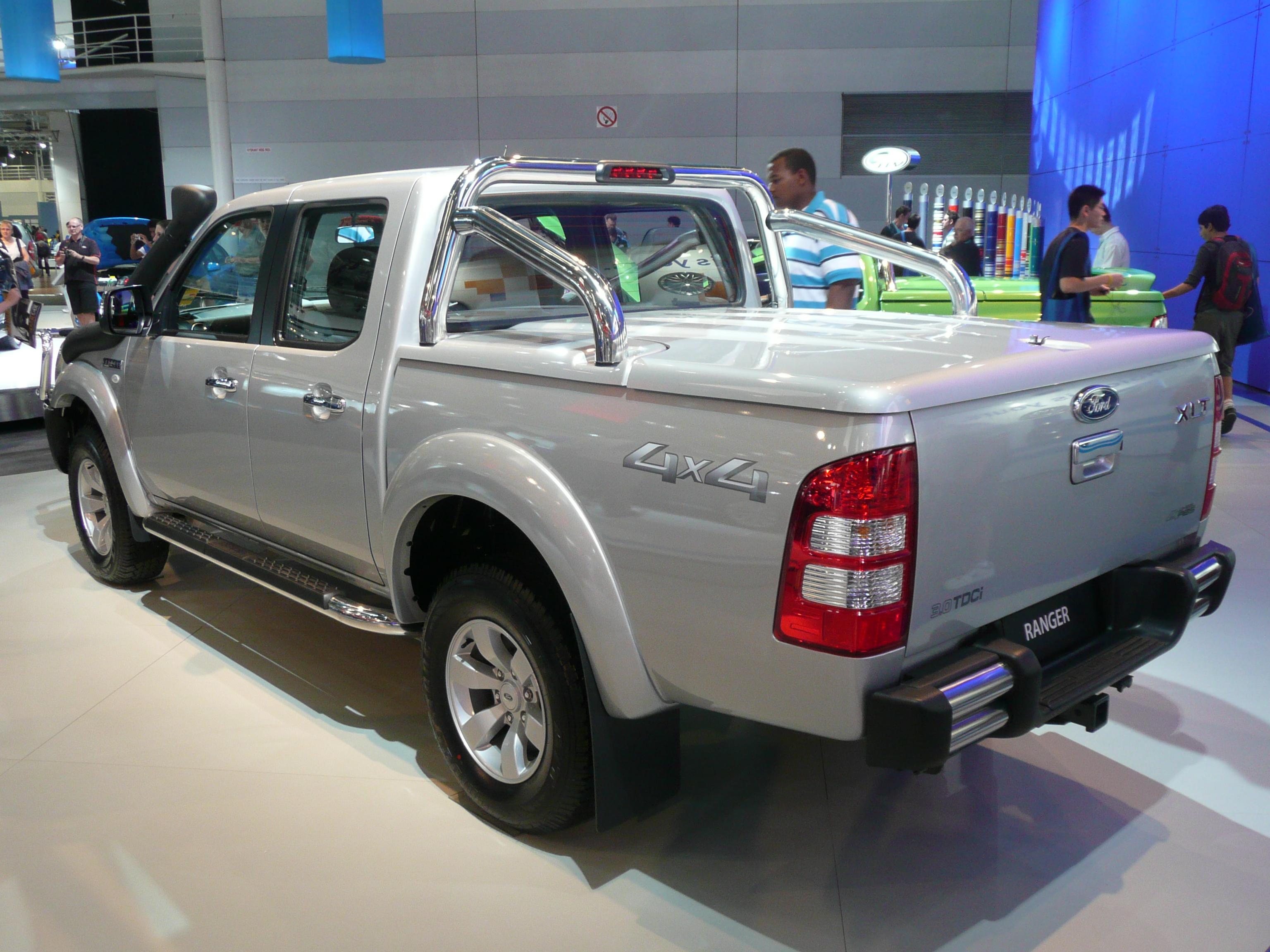 Chuck Kelly -- 2008 Ford Ranger XLT