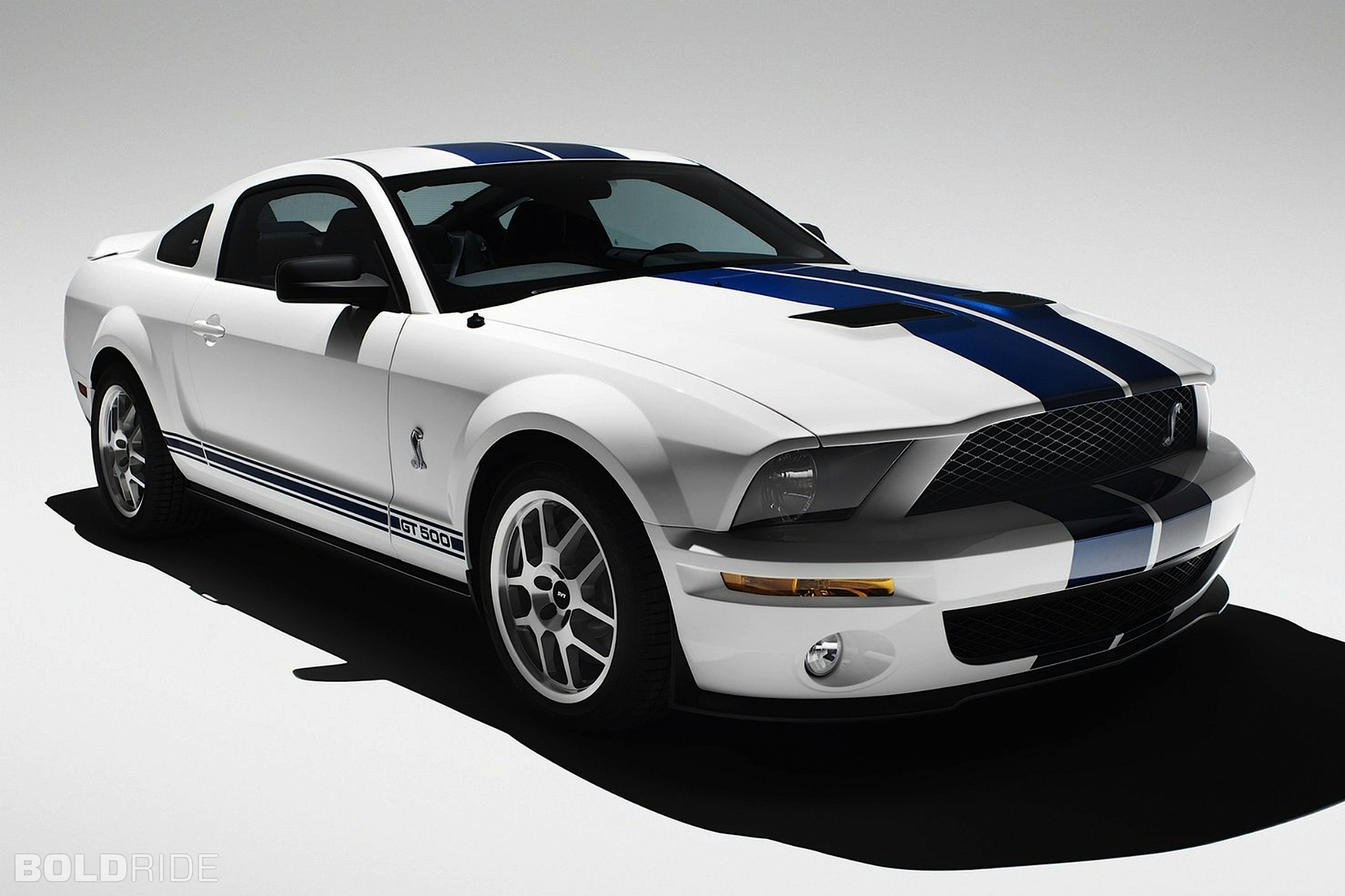 2008 Ford Shelby Gt500 Image 2