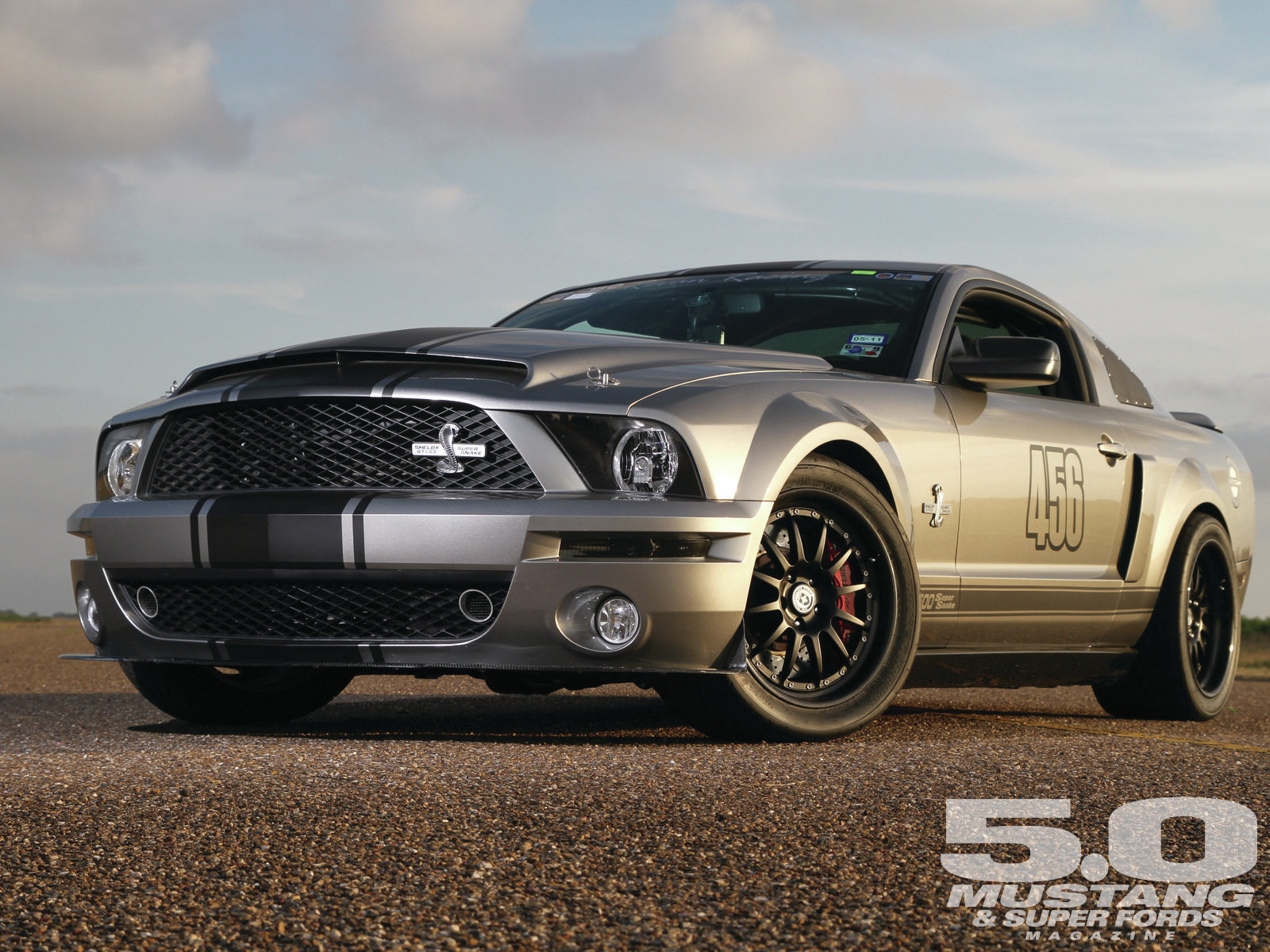 2008 ford shelby gt500 image 1
