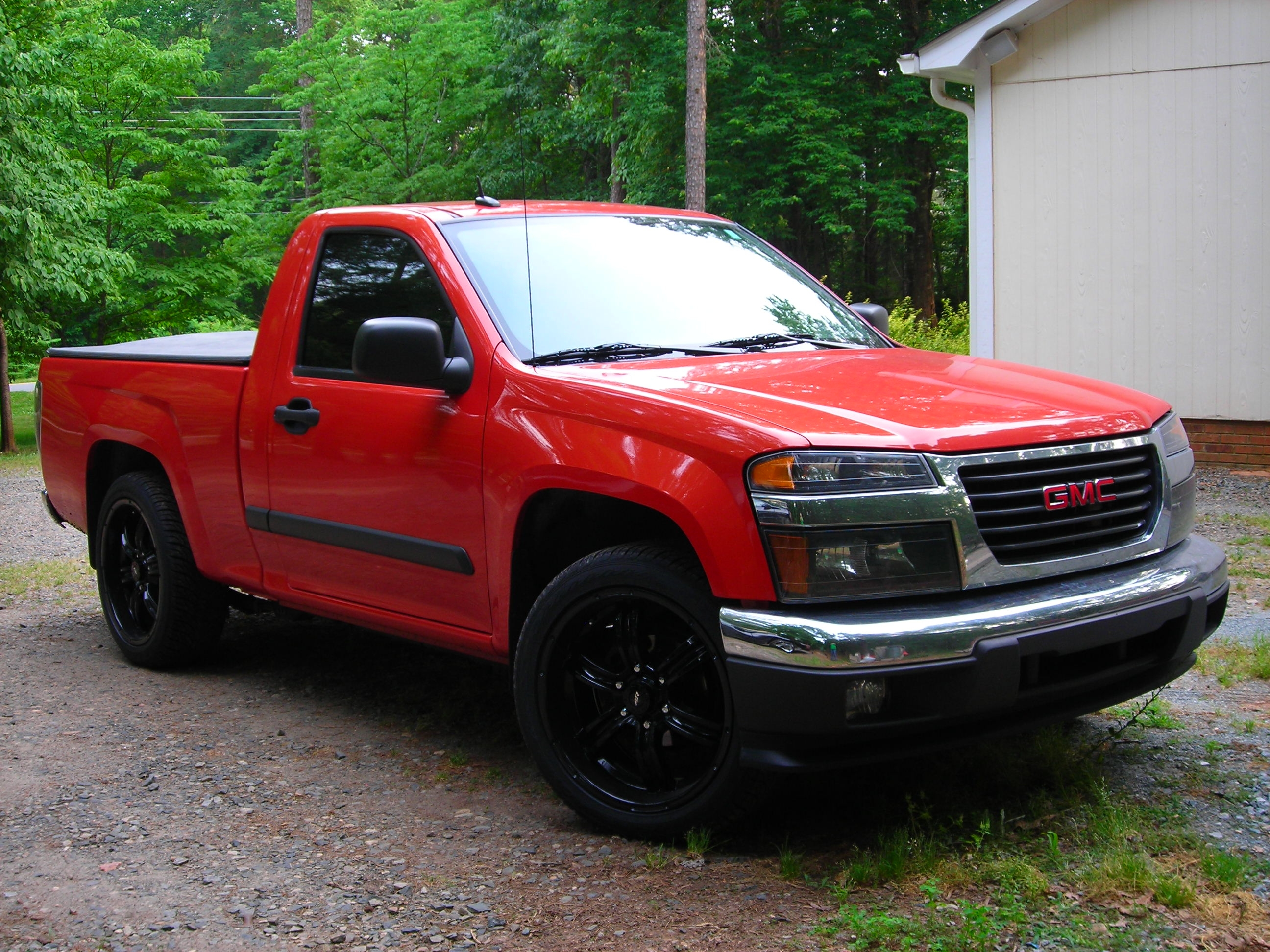 GMC Canyon #11