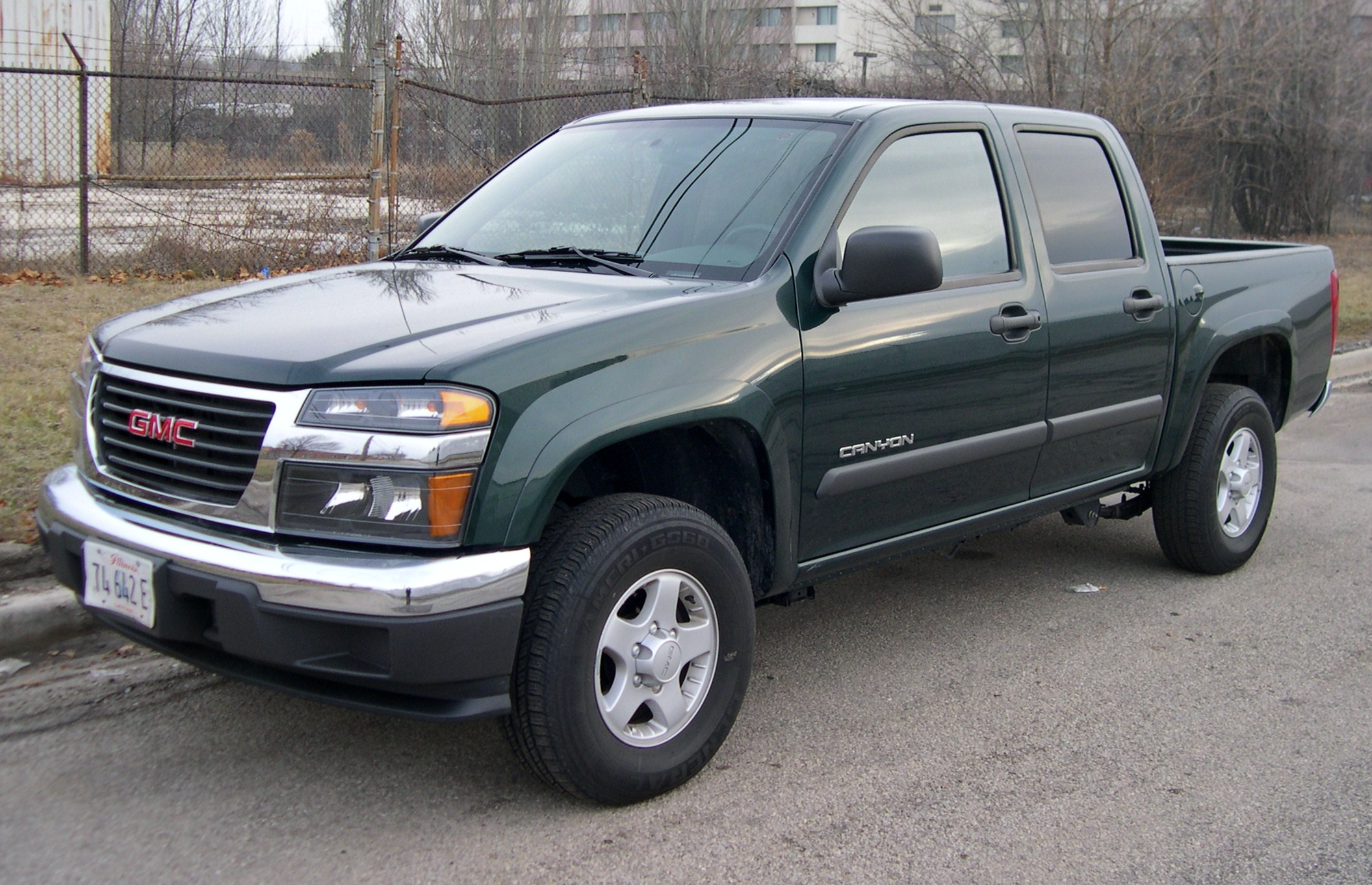 GMC Canyon #12
