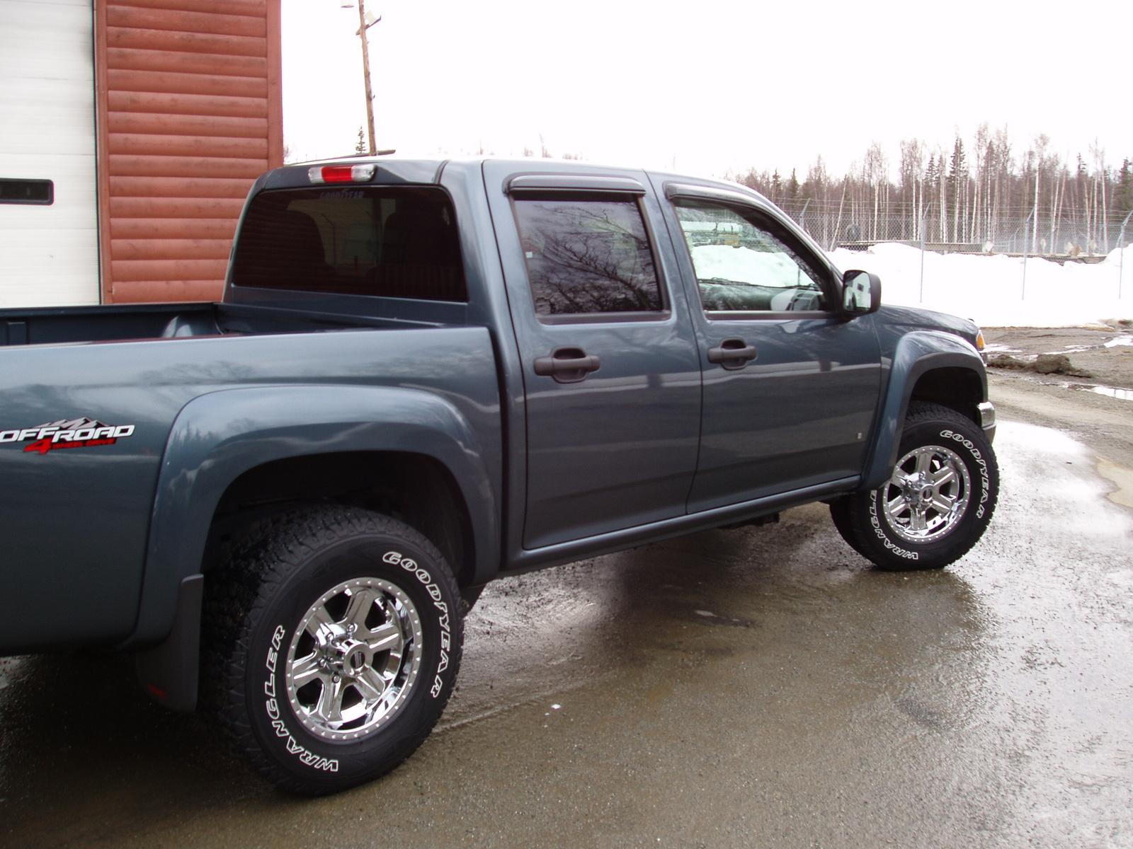 GMC Canyon #7