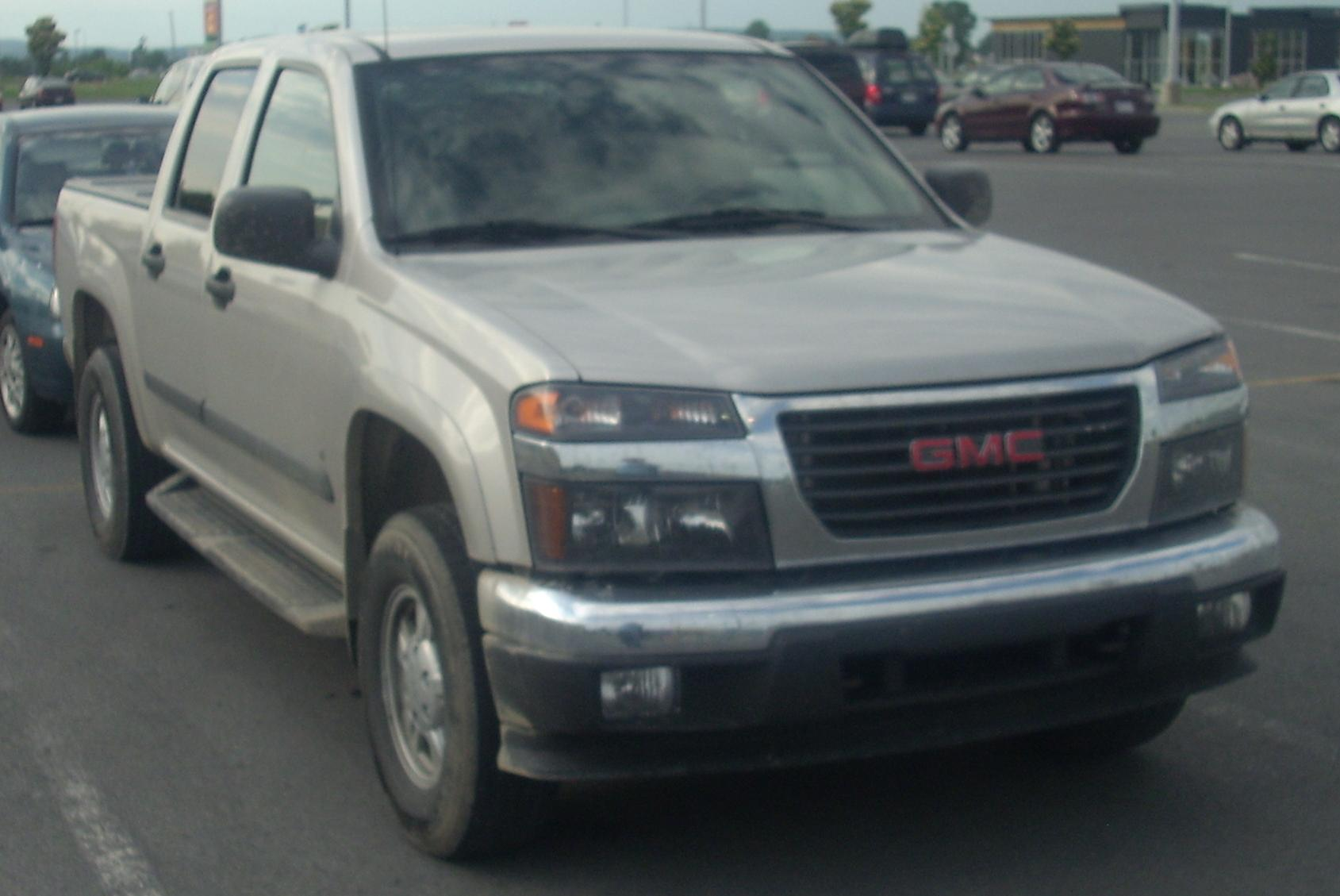 GMC Canyon #10