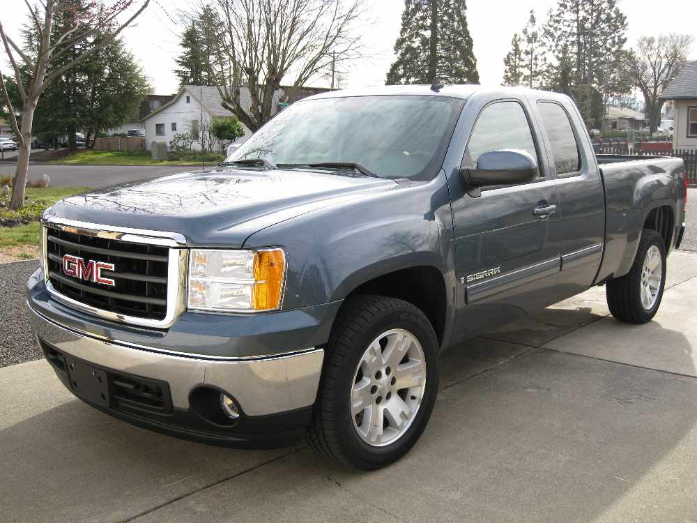 2008 gmc sierra 1500 information and photos zombiedrive. Black Bedroom Furniture Sets. Home Design Ideas