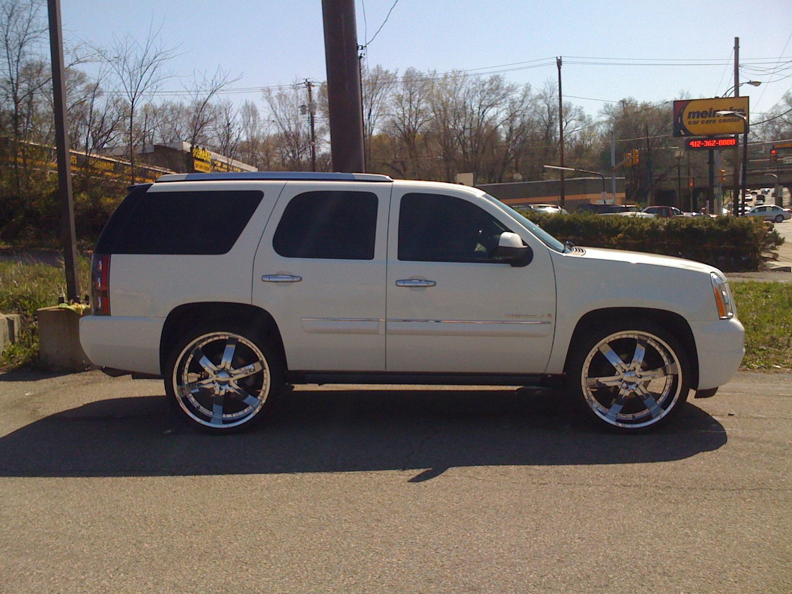 2008 Gmc Yukon Information And Photos Zombiedrive