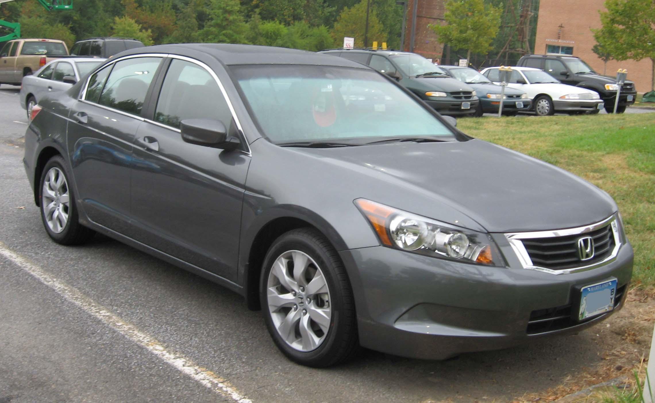 2008 Honda Accord Image 15