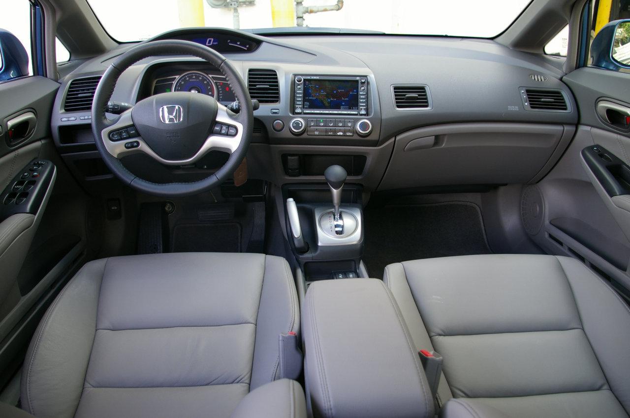 2008 Honda Civic Image 16