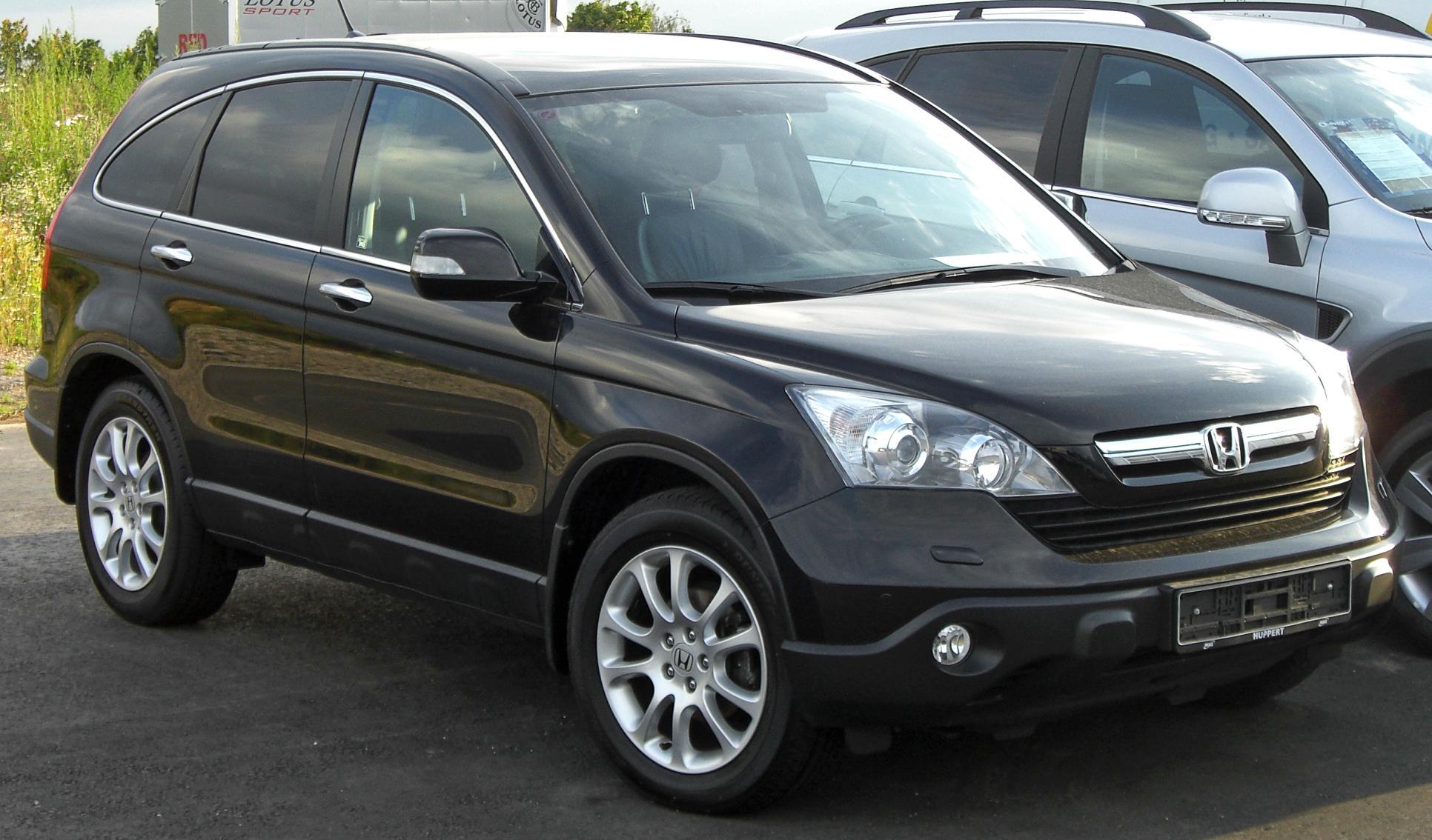 2008 Honda CR V