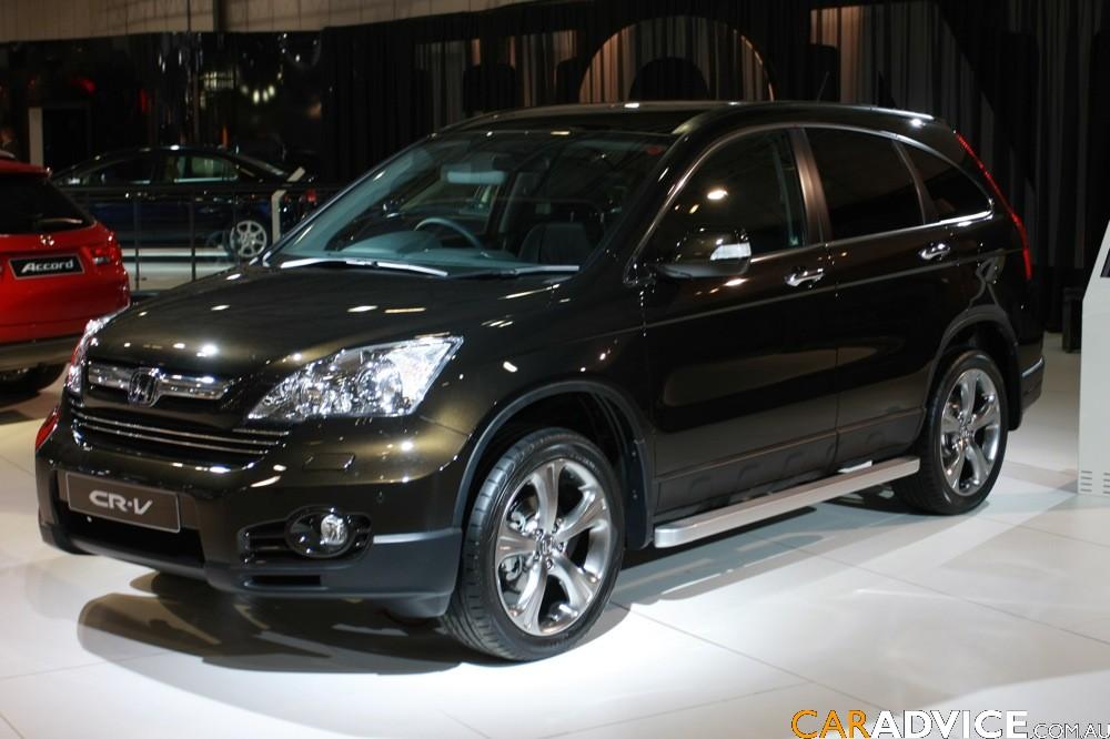 2008 Honda CR-V - Information and photos - ZombieDrive