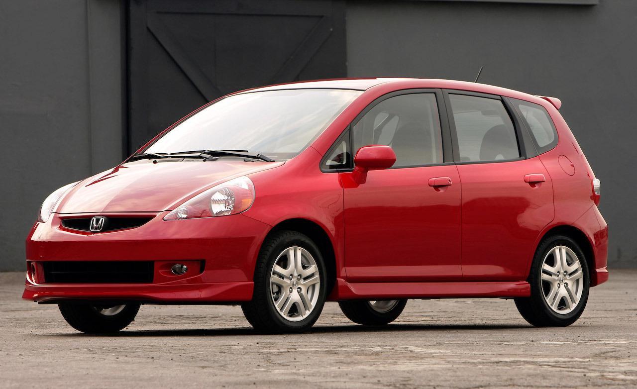 2008 Honda Fit Image 19