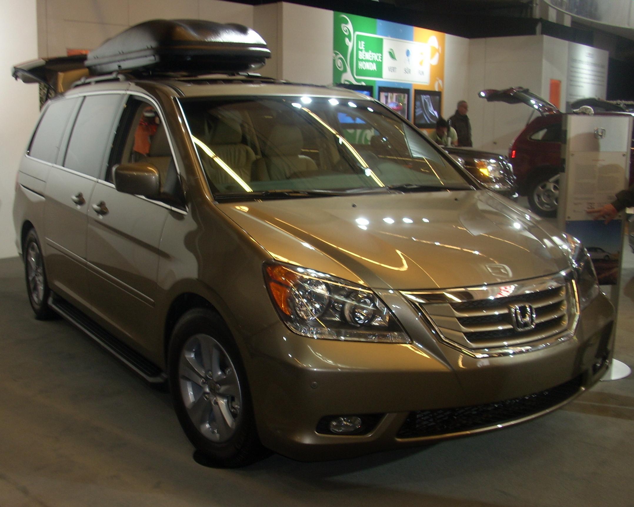 2008 Honda Odyssey 7