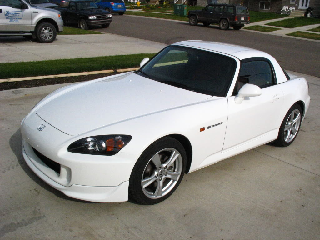 2008 honda s2000 information and photos zombiedrive. Black Bedroom Furniture Sets. Home Design Ideas