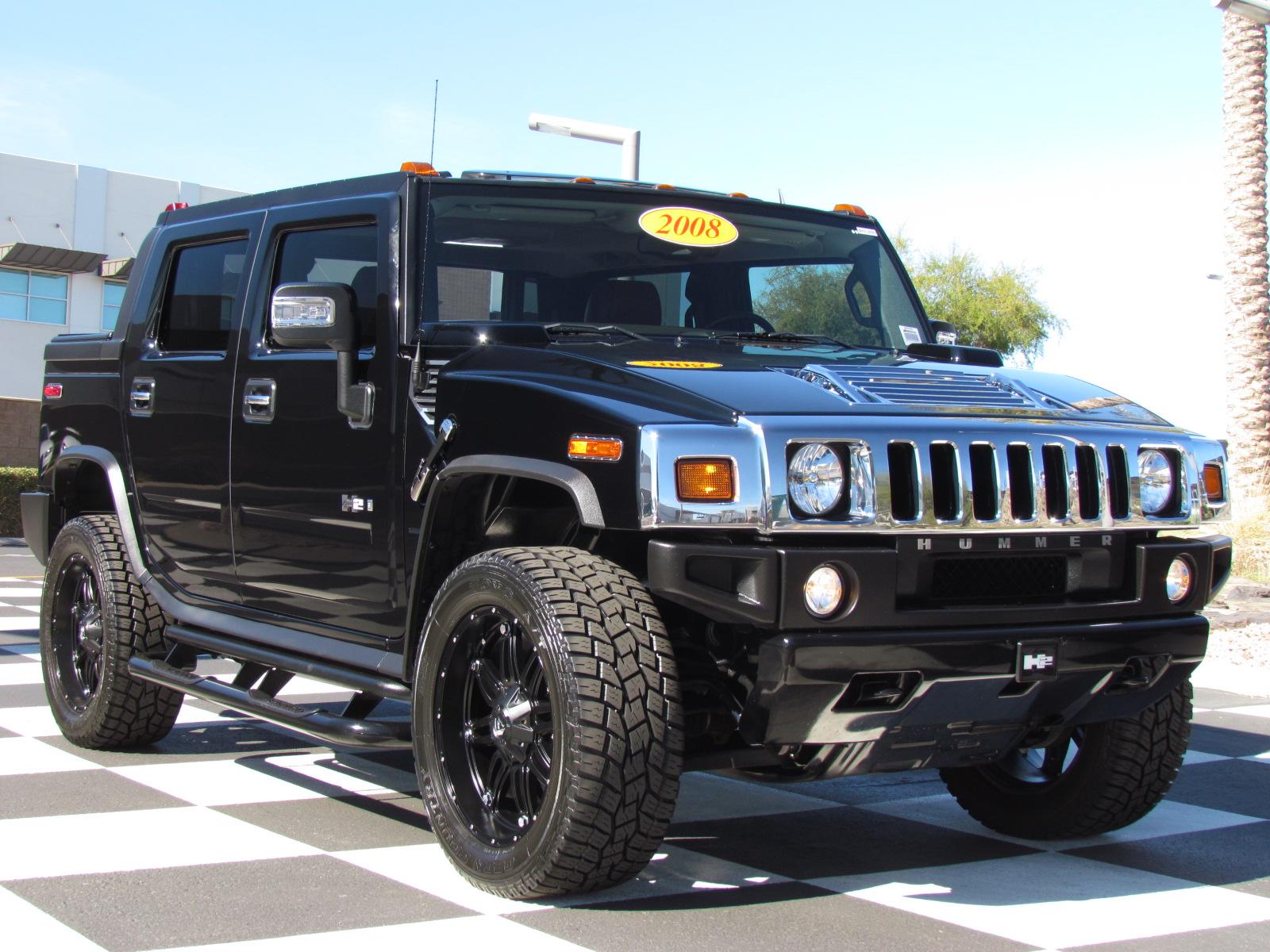 2008 Hummer H2 Sut Image 5