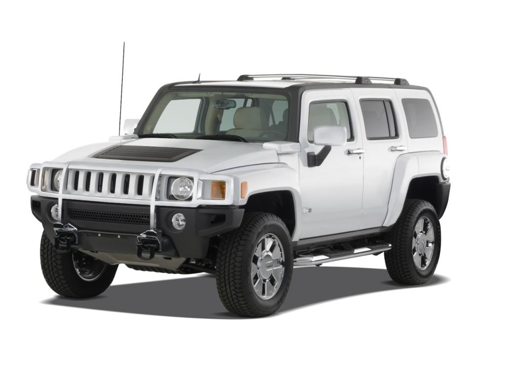 2008 Hummer H3 12
