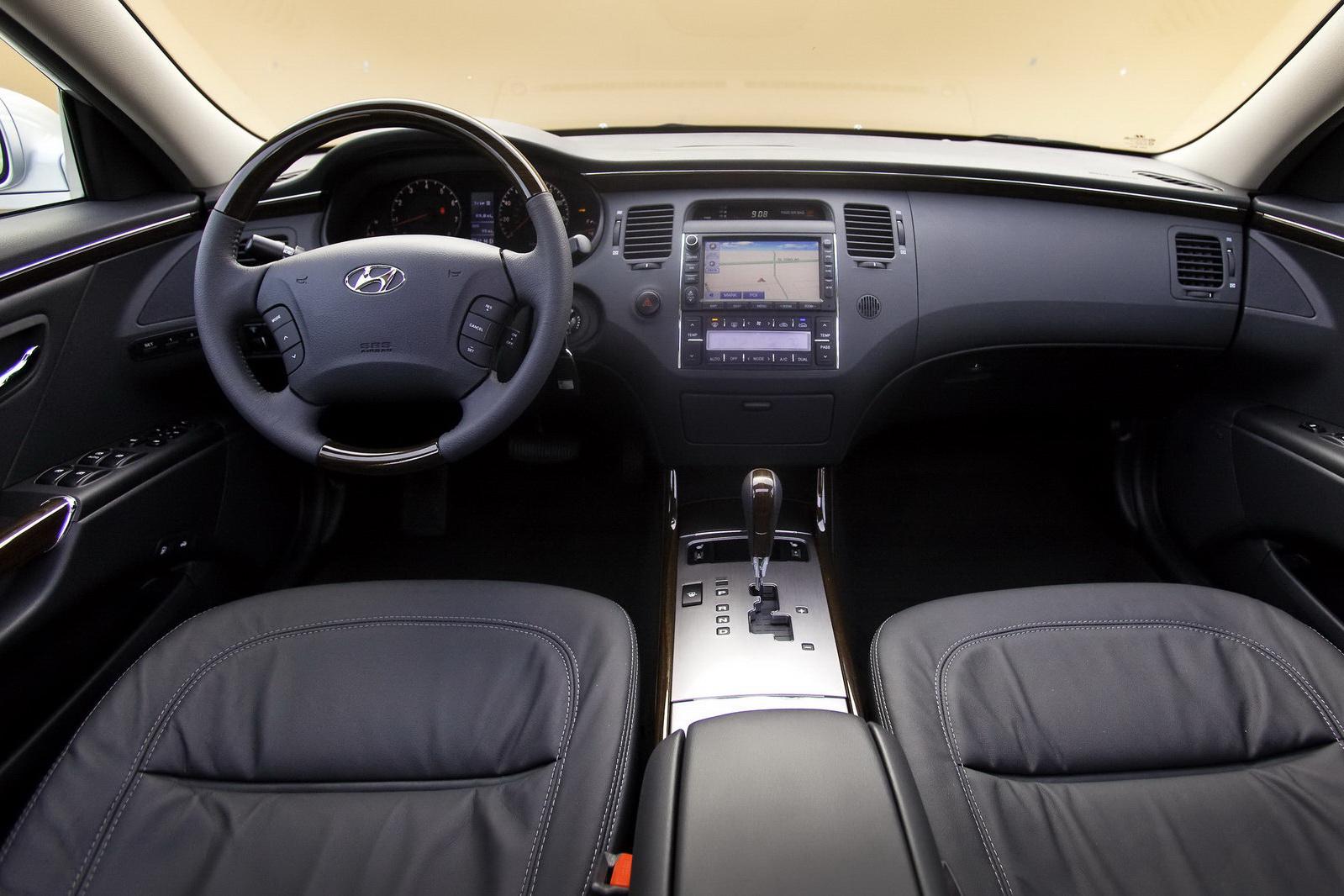 2008 Hyundai Azera Image 17