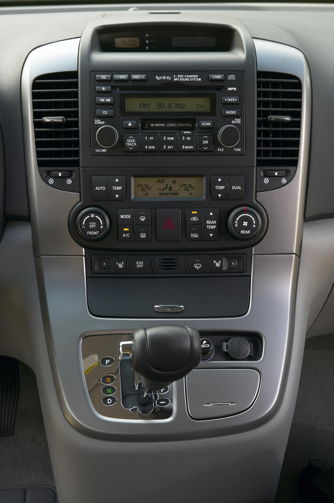 2008 Hyundai Entourage 17