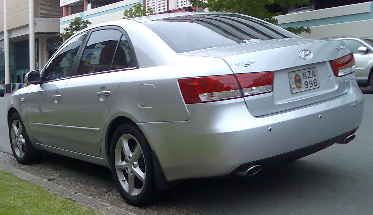 2008 Hyundai Sonata Image 19