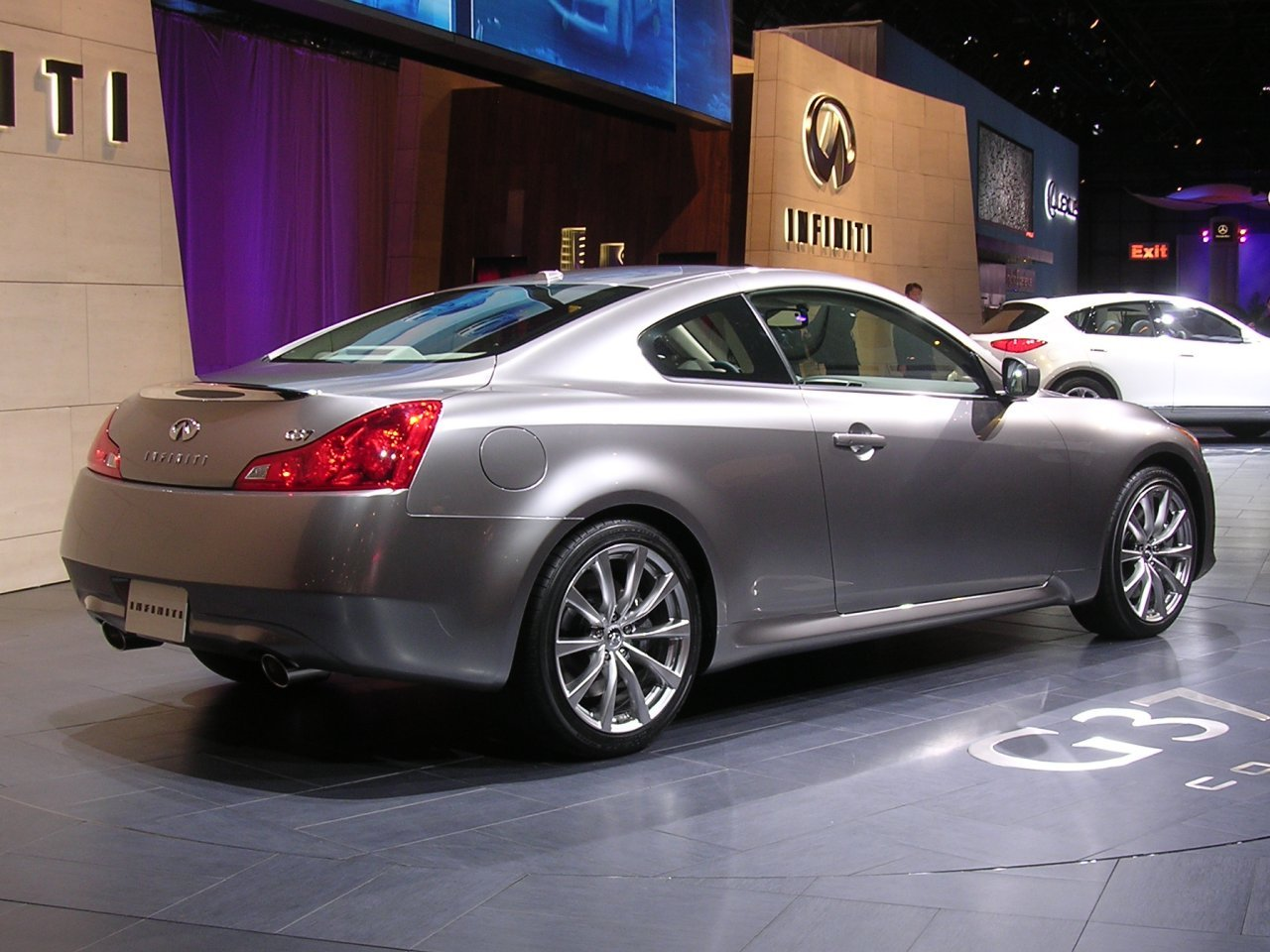 lary crews infiniti g37 coupe 2007 images. Black Bedroom Furniture Sets. Home Design Ideas